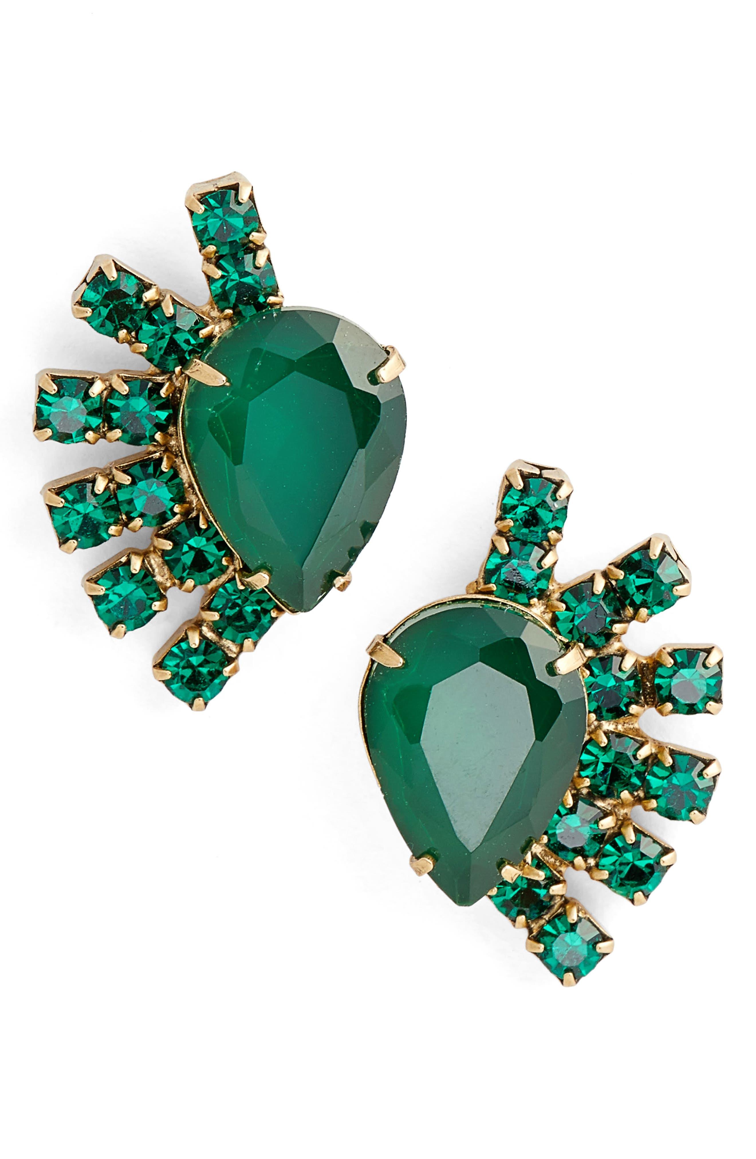 Olivia Stud Earrings,                             Main thumbnail 2, color,