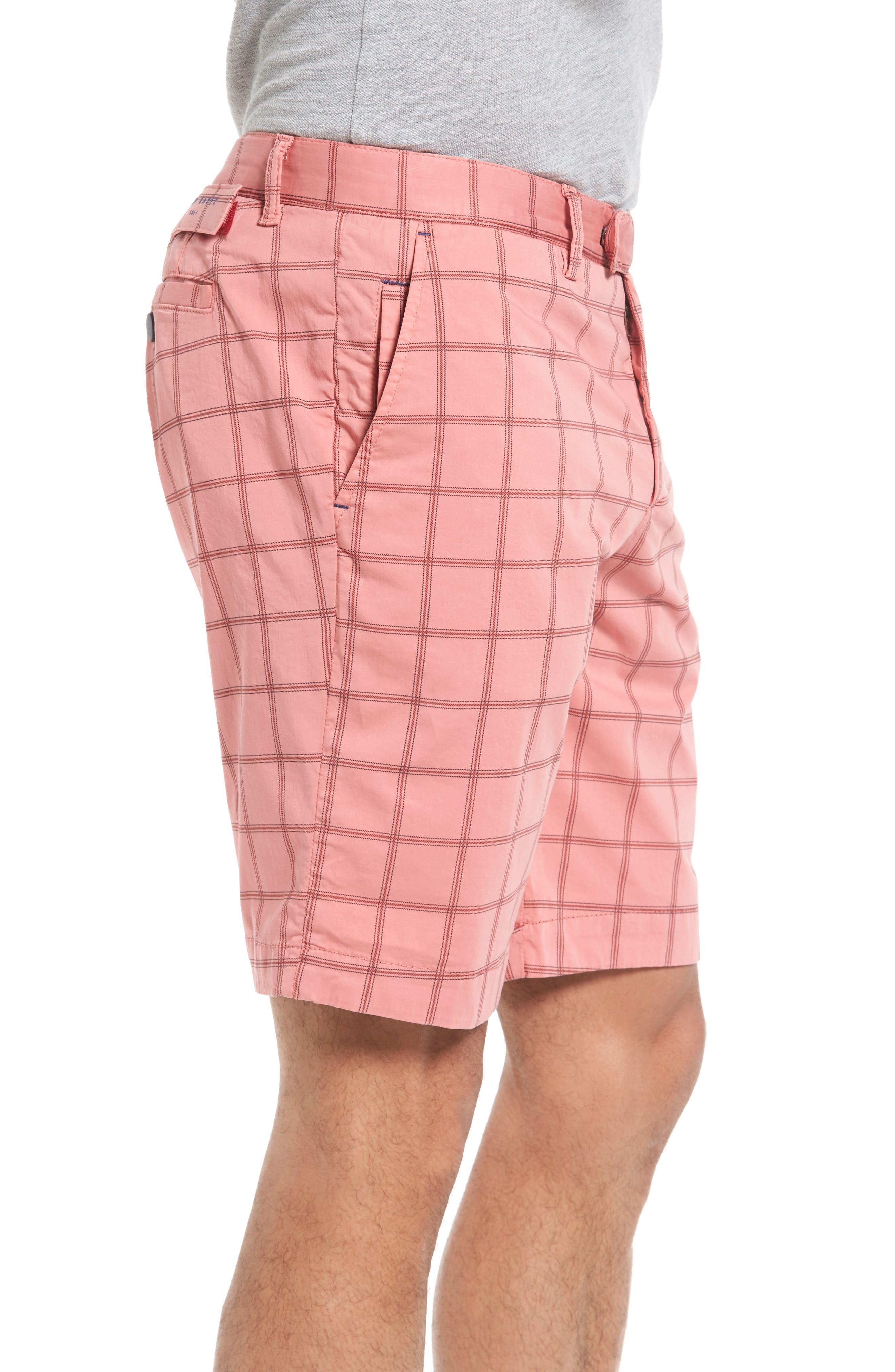 Golfshr Print Golf Shorts,                             Alternate thumbnail 9, color,