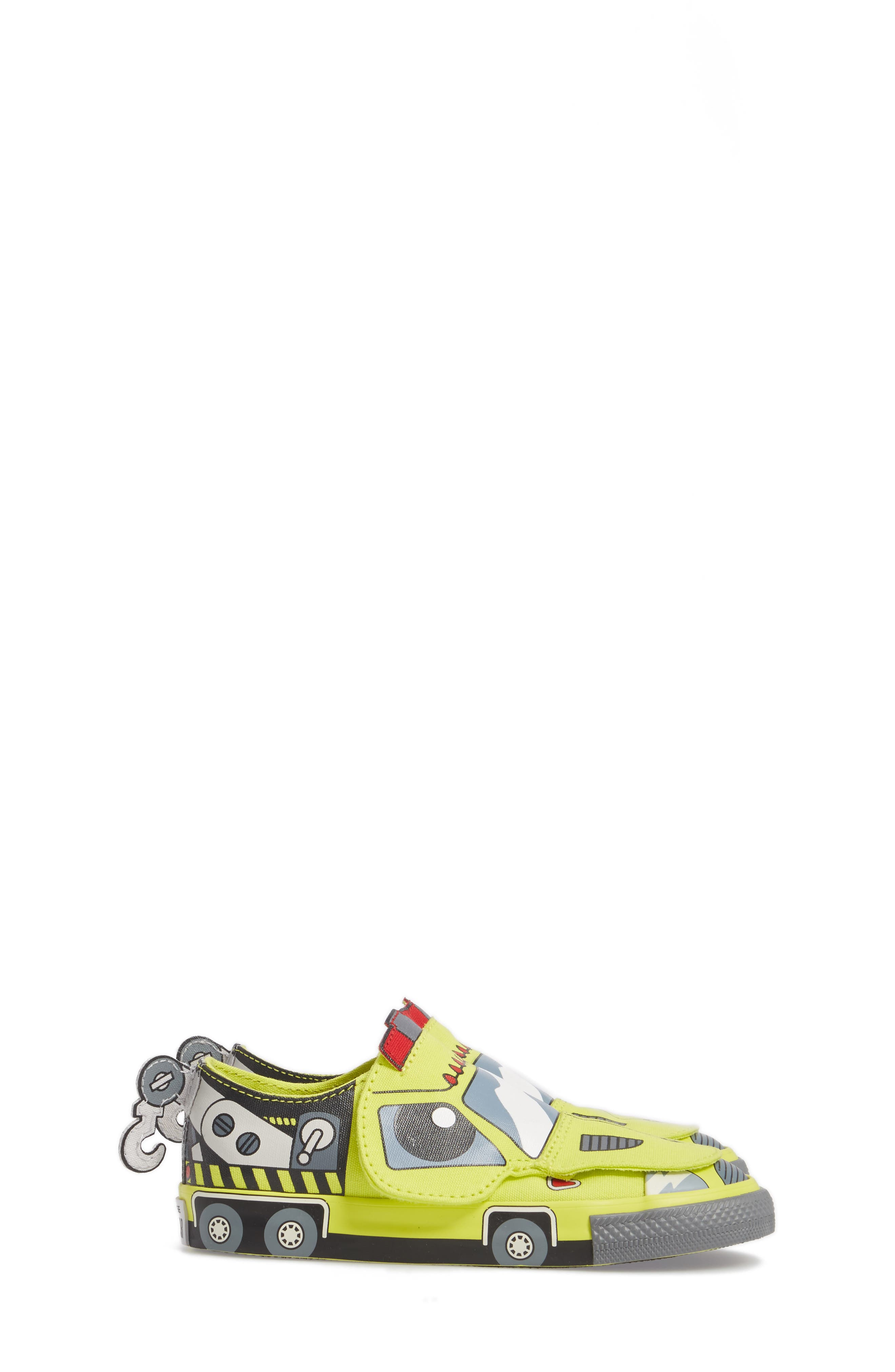Chuck Taylor<sup>®</sup> All Star<sup>®</sup> Creatures Slip-On Sneaker,                             Alternate thumbnail 9, color,