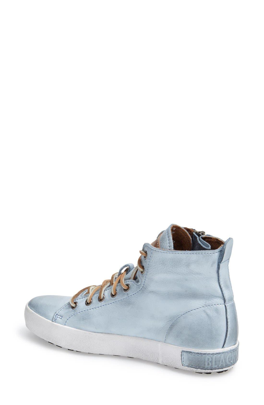 'JL' High Top Sneaker,                             Alternate thumbnail 2, color,                             421