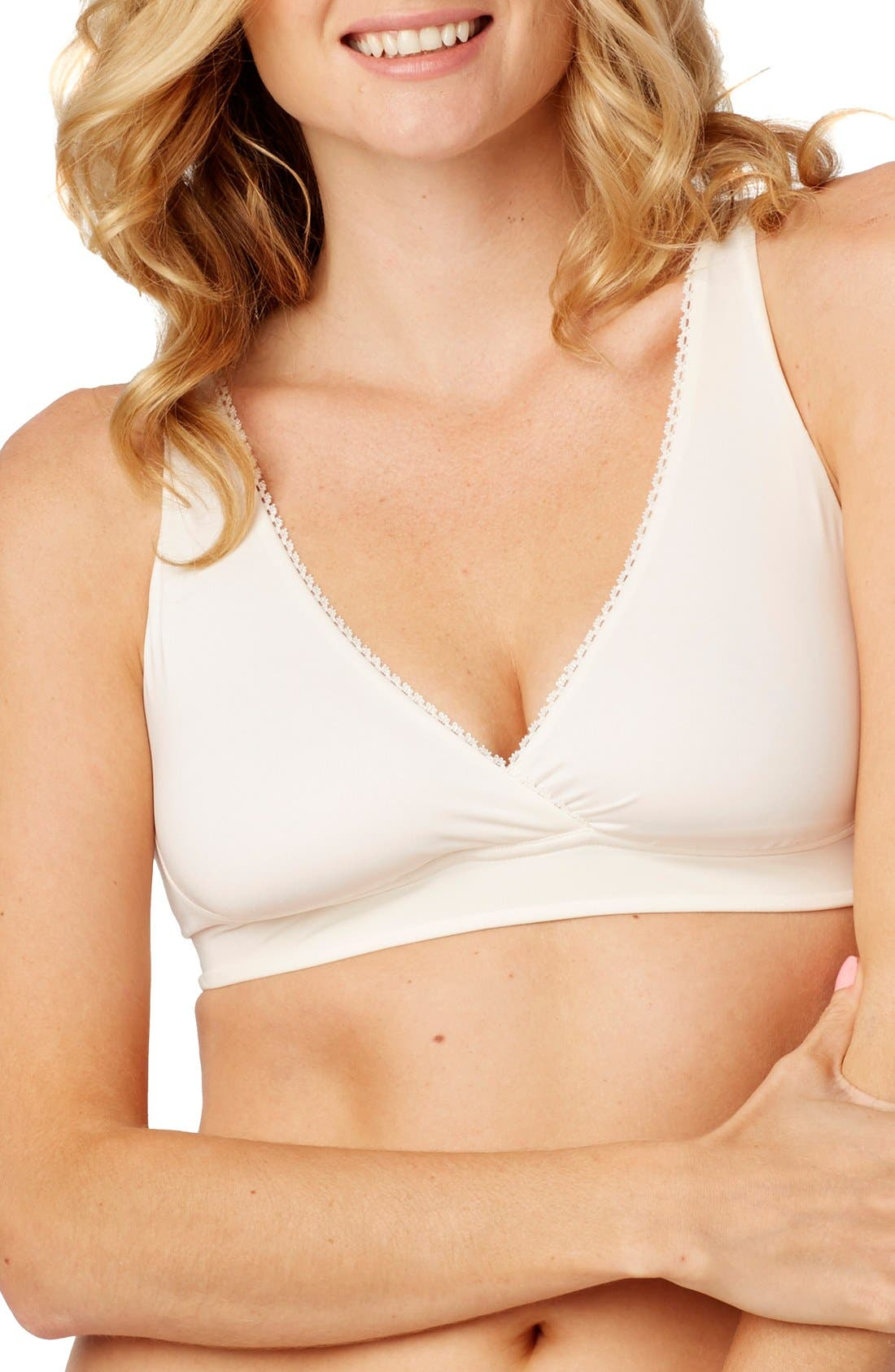 Sleep Maternity/Nursing Bra,                             Main thumbnail 3, color,