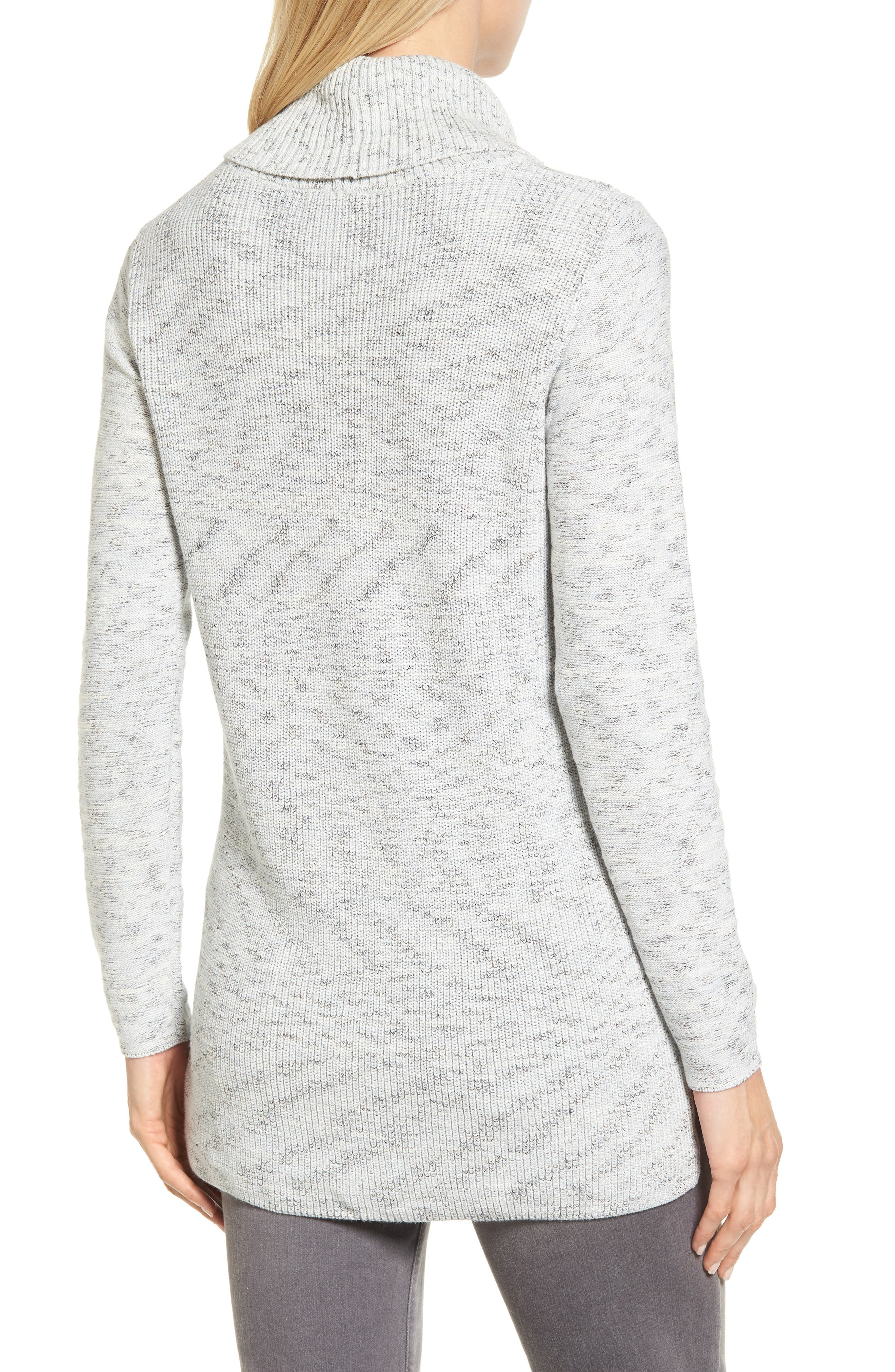 North Star Turtleneck Tunic,                             Alternate thumbnail 5, color,