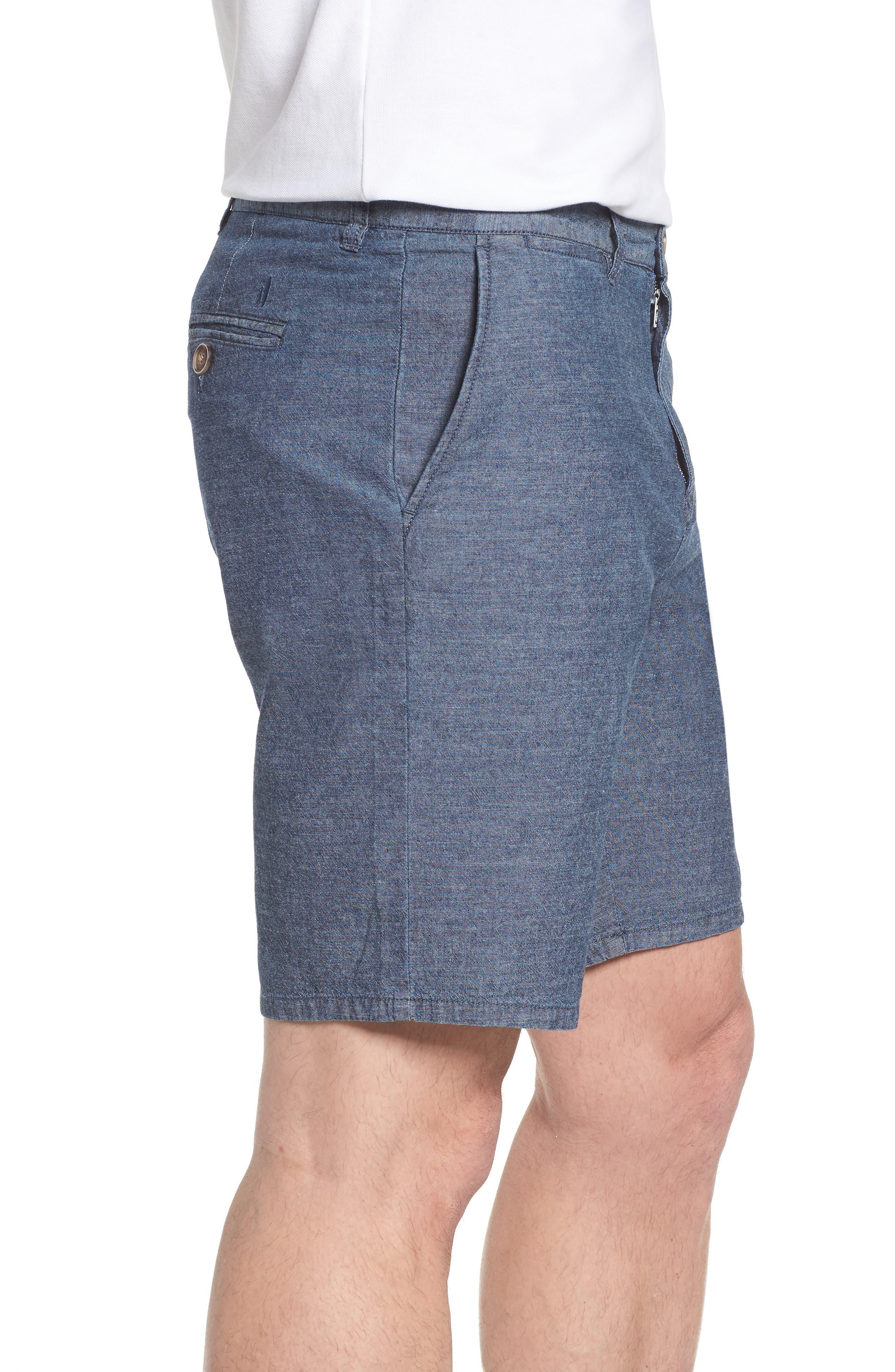 JOHNNIE-O,                             Perkins Regular Fit Shorts,                             Alternate thumbnail 3, color,                             400