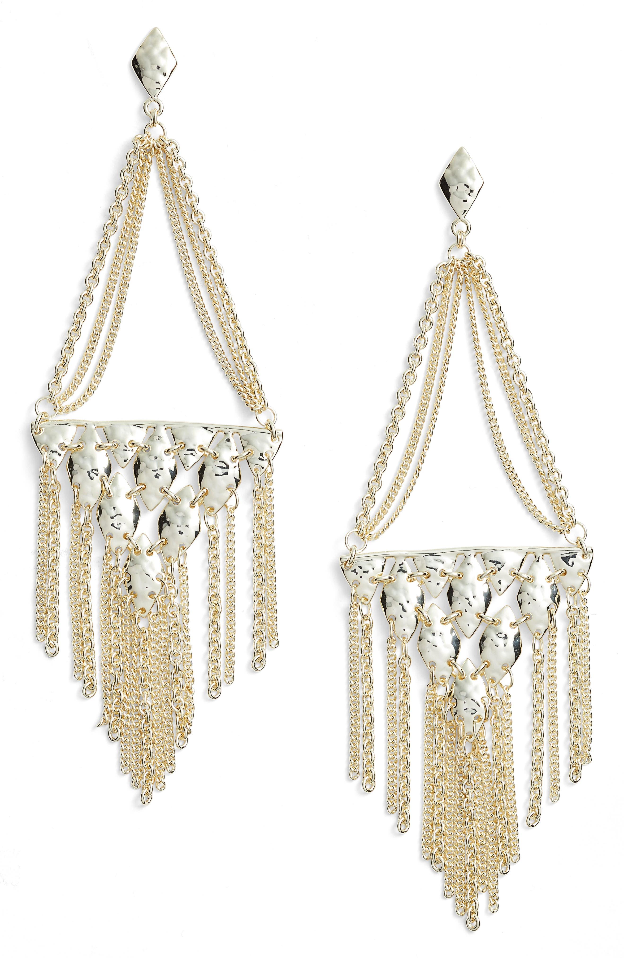 Mandy Drop Earrings,                             Main thumbnail 3, color,