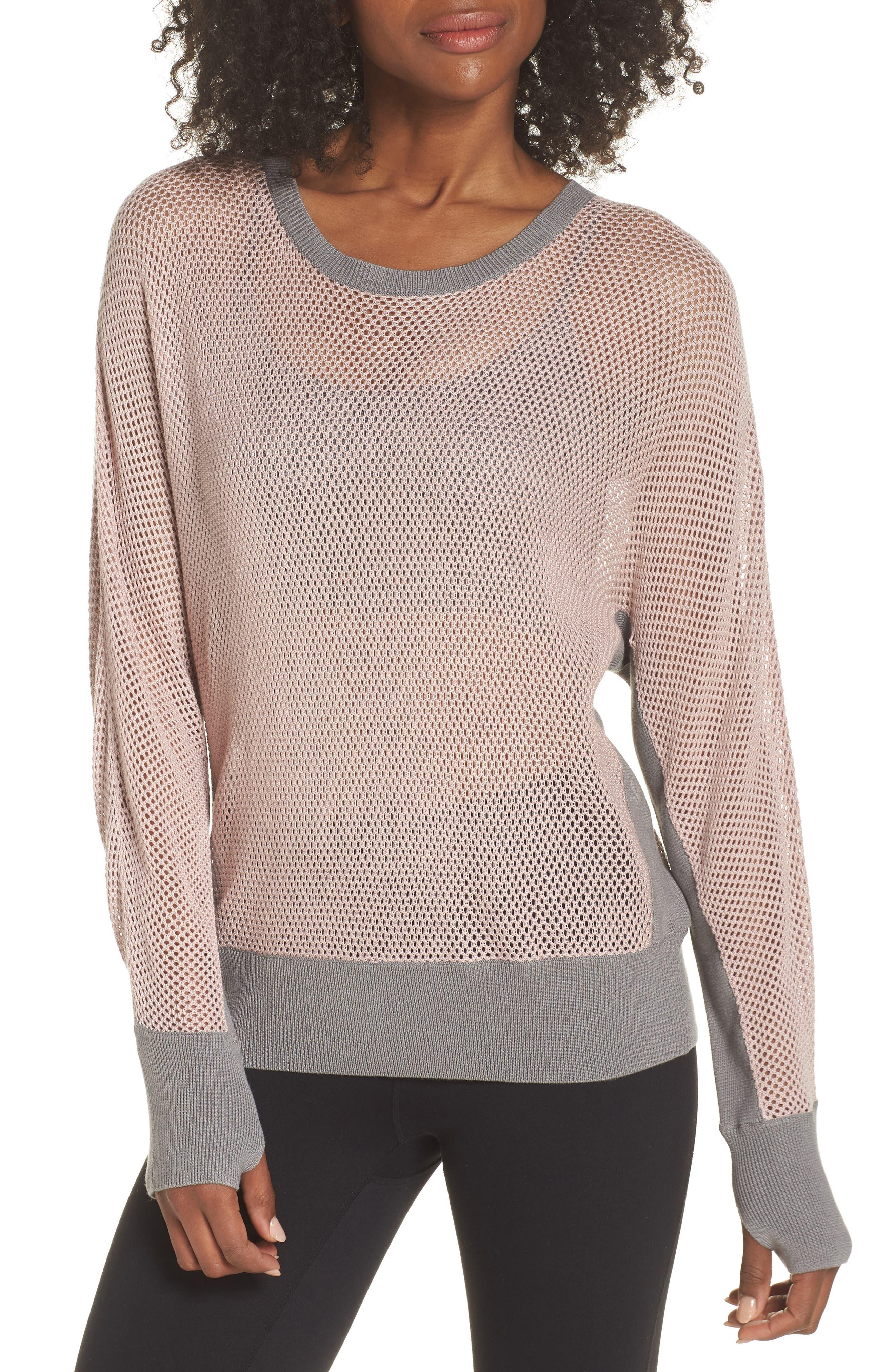 Flutter Sweater,                             Main thumbnail 2, color,