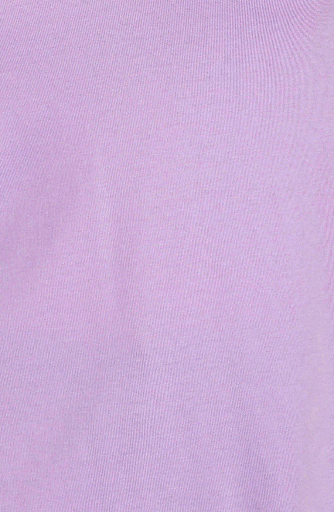 Short Sleeve V-Neck Tee,                             Alternate thumbnail 160, color,