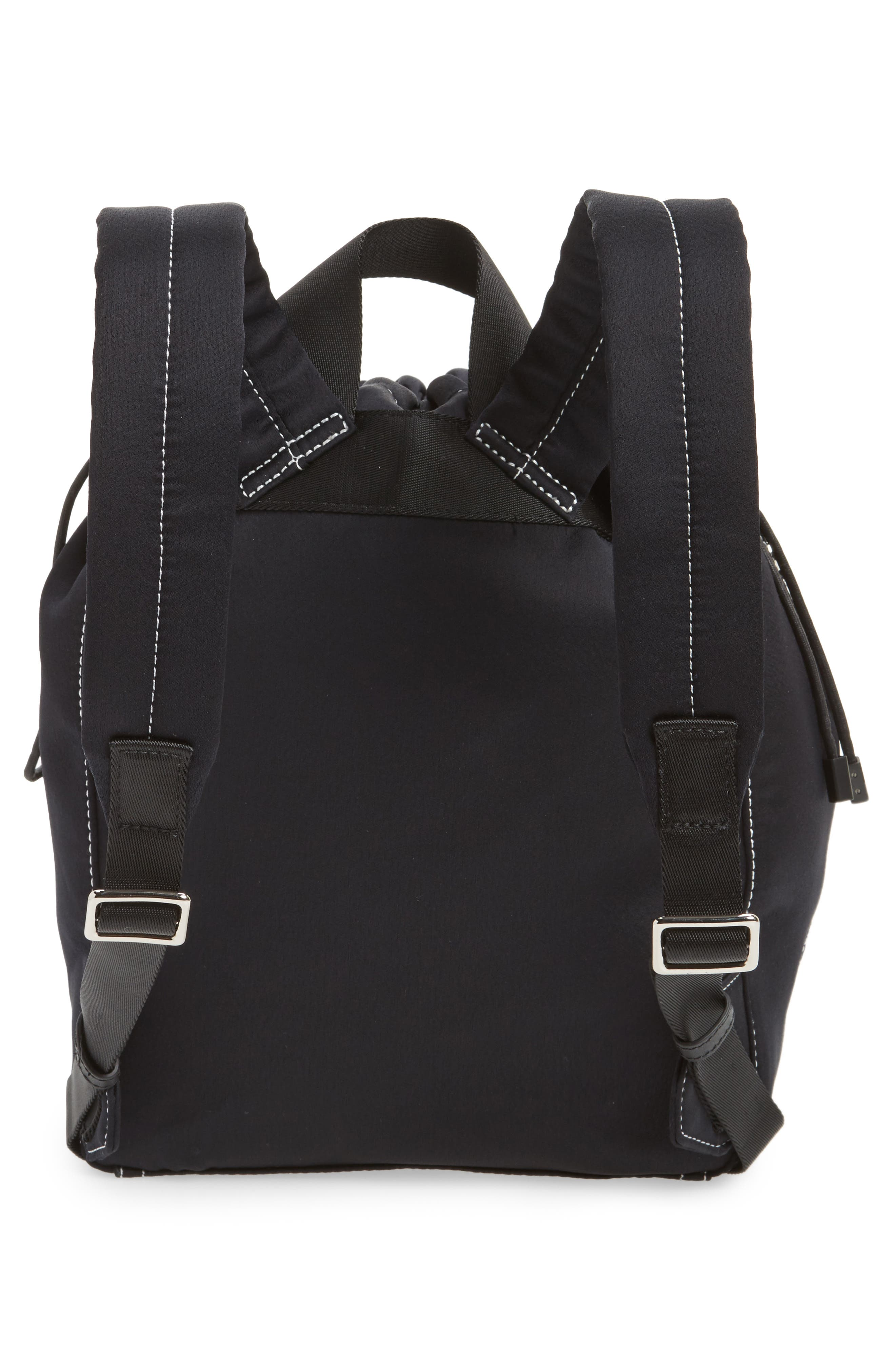 Phillip Lim 3.1 Medium Go-Go Lace-Up Backpack,                             Alternate thumbnail 3, color,                             420