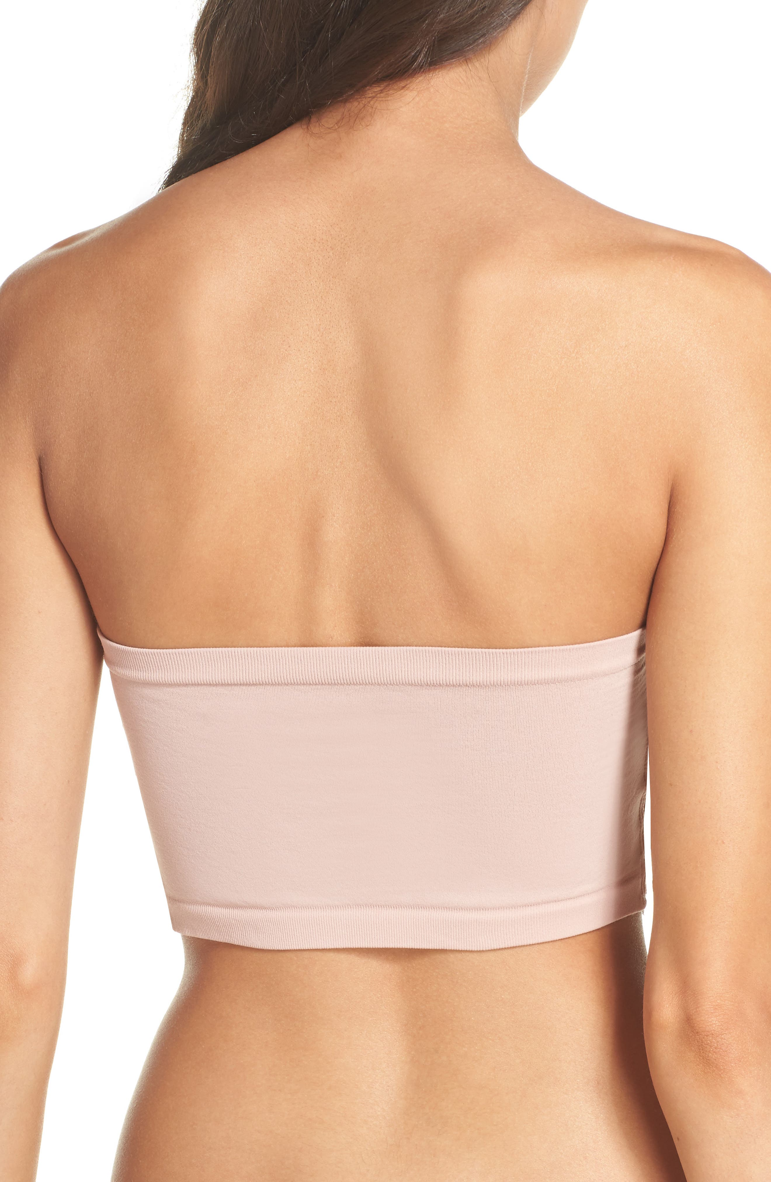 Intimately FP Lace Reversible Seamless Bandeau,                             Alternate thumbnail 18, color,