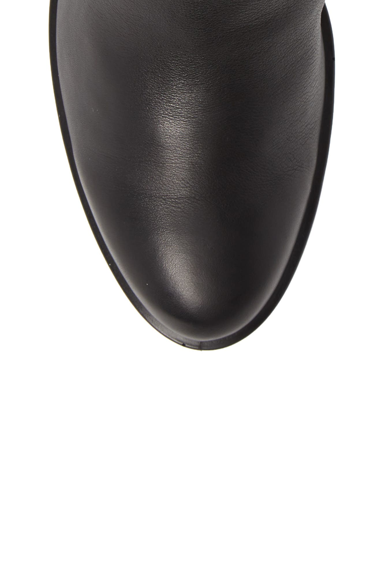 Shape 35 Slouch Boot,                             Alternate thumbnail 5, color,                             001