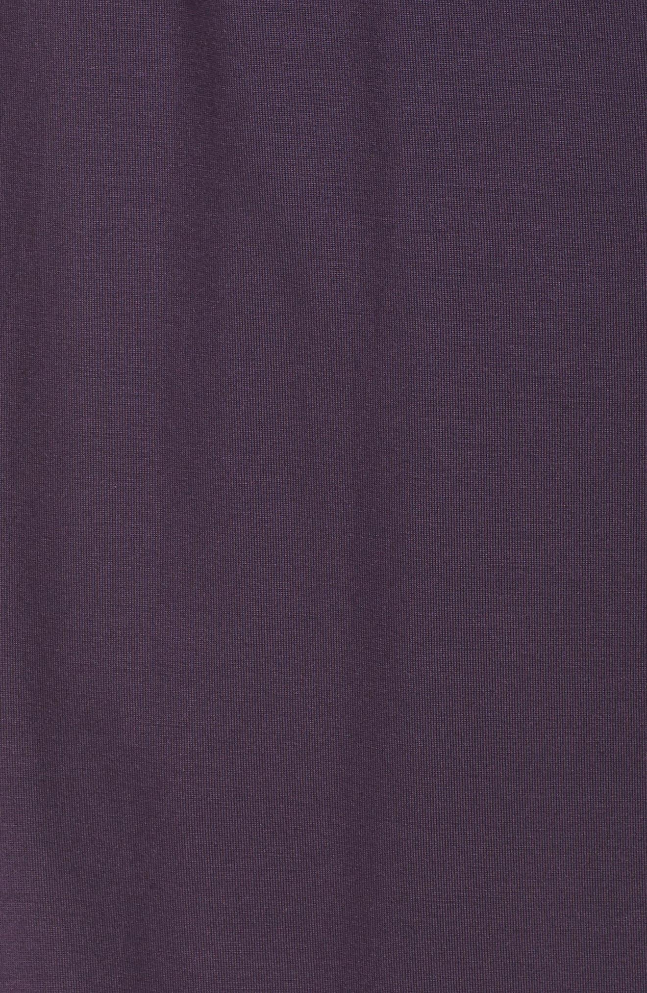 EBERJEY,                             'Colette' Kimono Robe,                             Alternate thumbnail 5, color,                             MYSTERIOSO