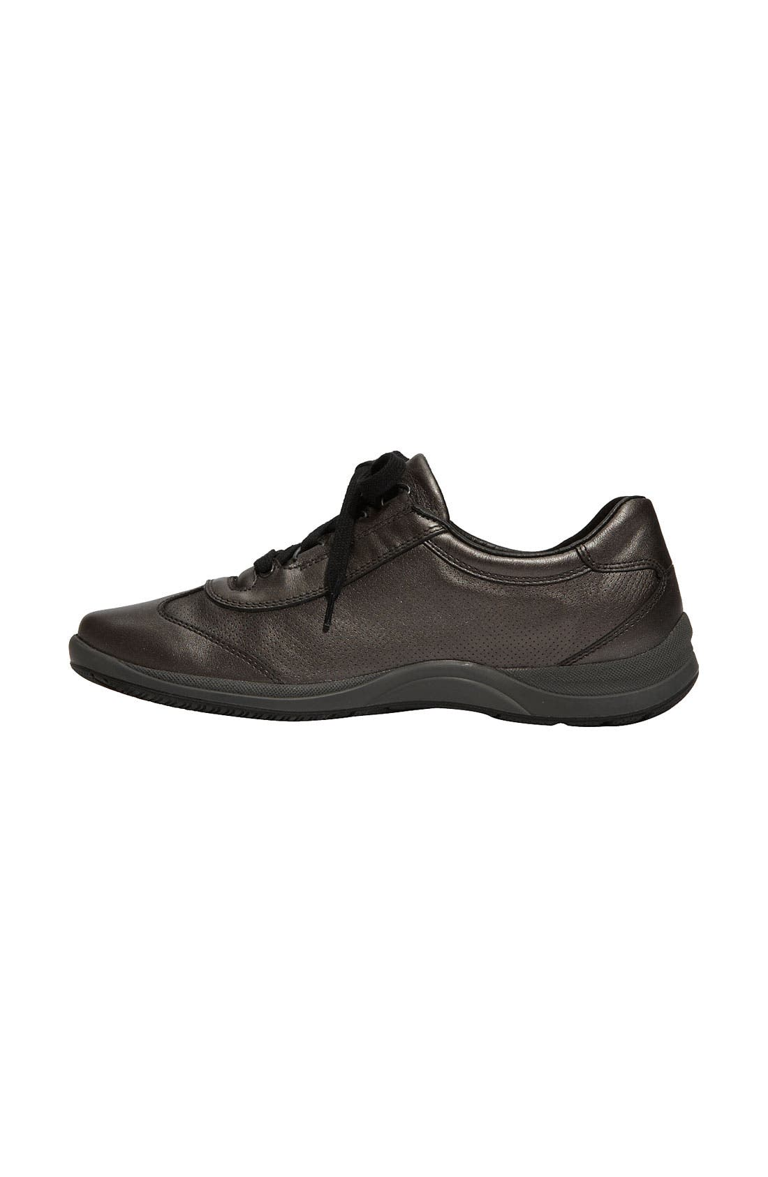 Laser Perforated Walking Shoe,                             Alternate thumbnail 13, color,