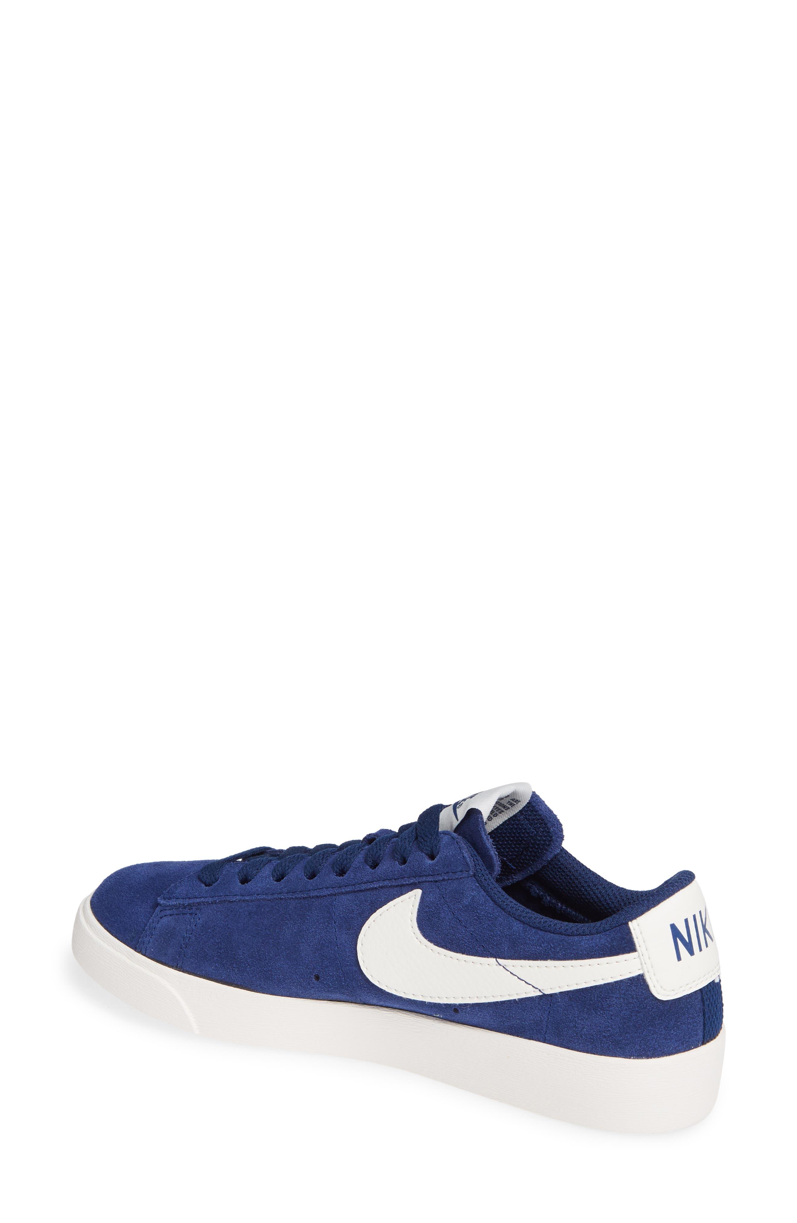 Blazer Low Sneaker,                             Alternate thumbnail 2, color,                             402