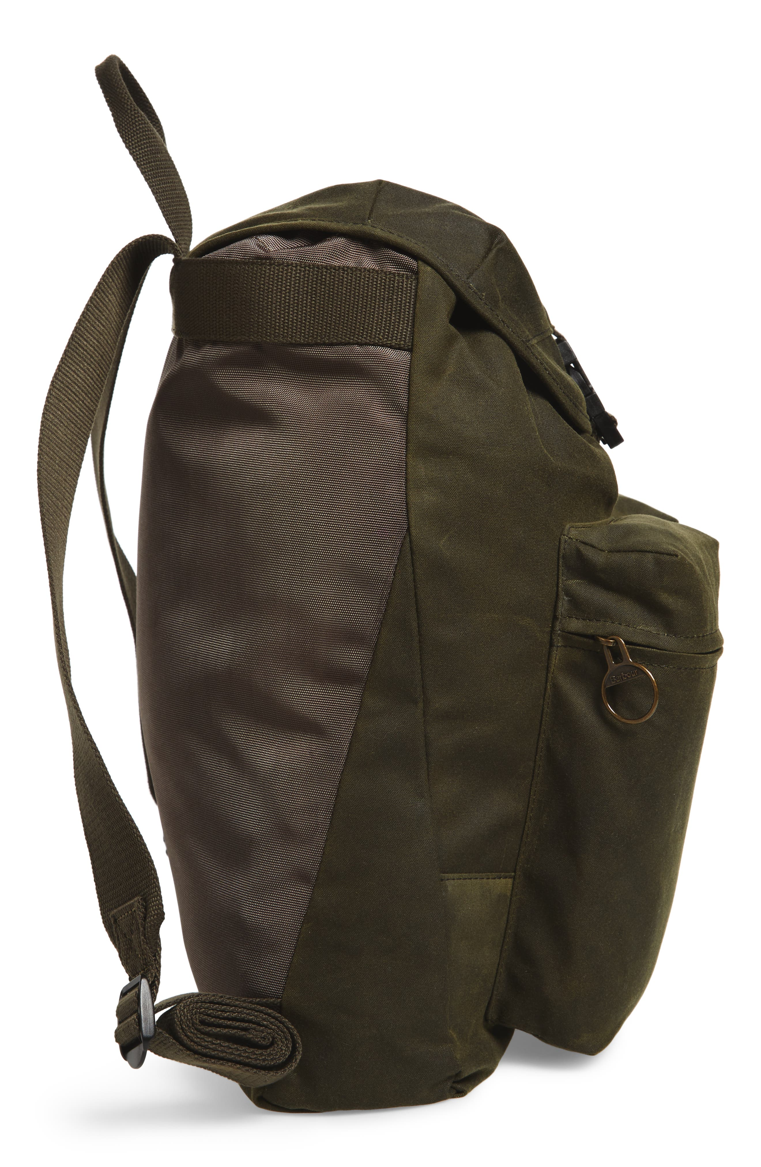 Archive Backpack,                             Alternate thumbnail 5, color,                             ARCHIVE OLIVE