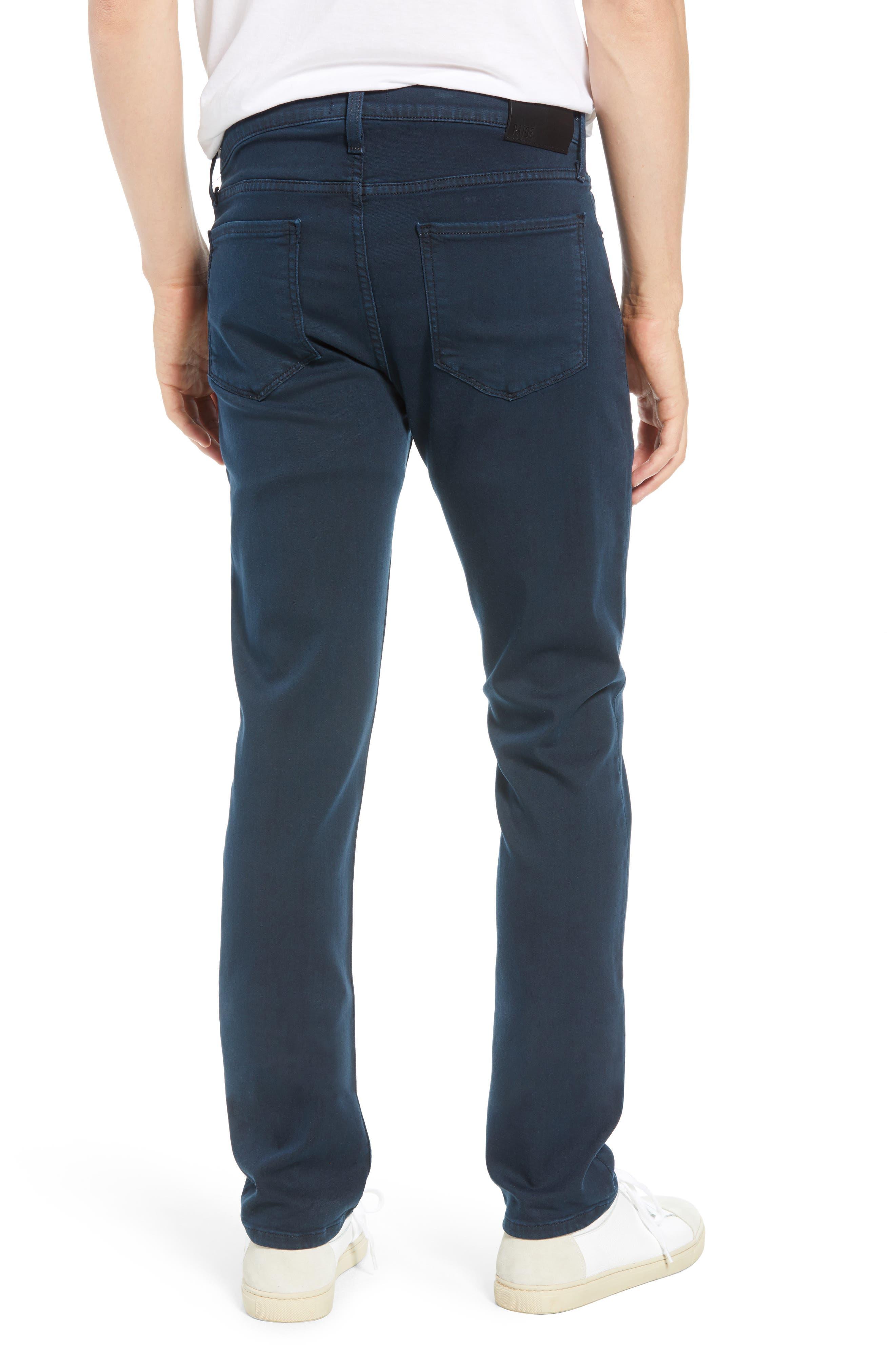 Transcend - Lennox Slim Jeans,                             Alternate thumbnail 2, color,                             401