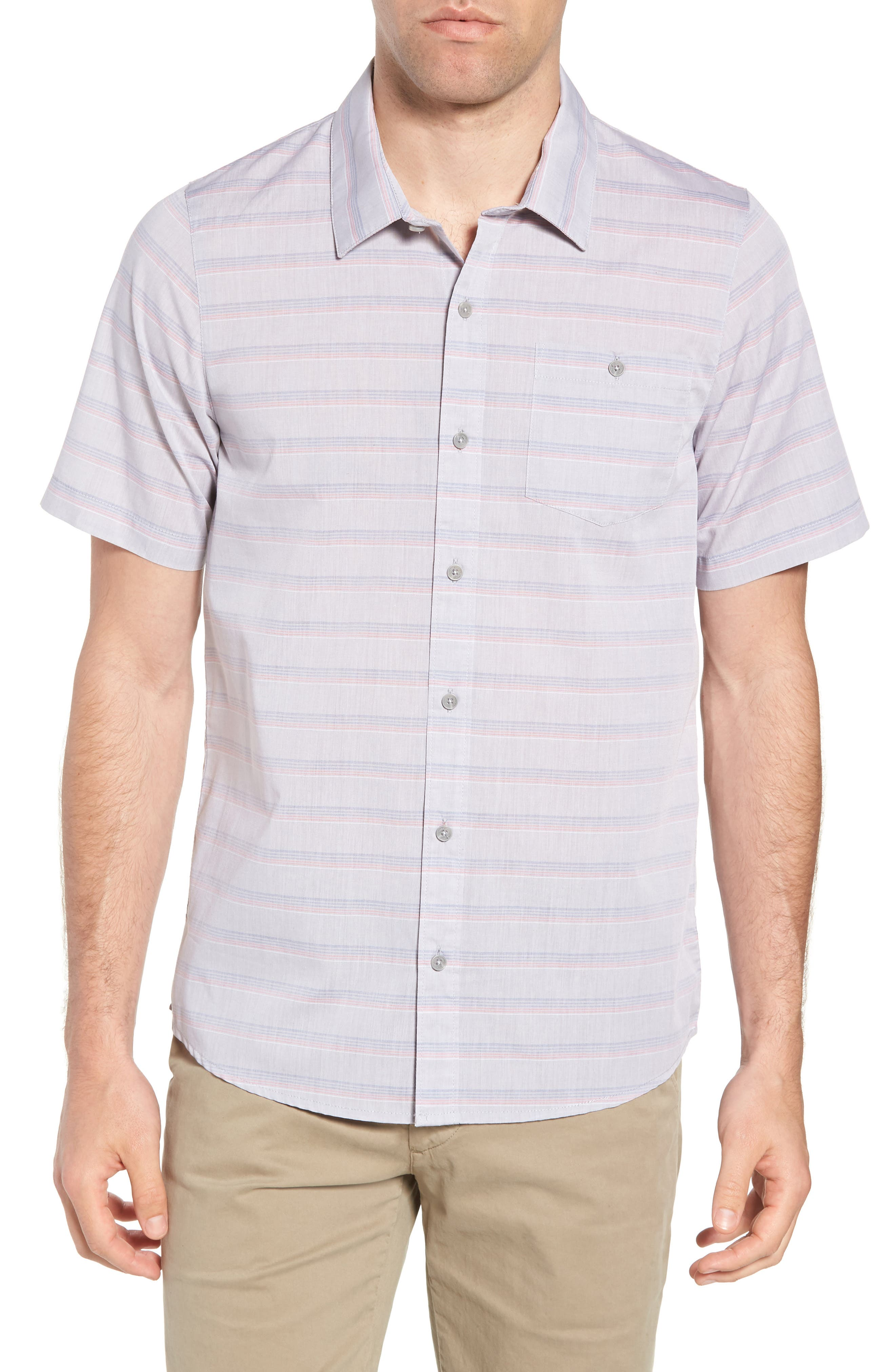 Comet Regular Fit Short Sleeve Sport Shirt,                         Main,                         color, 020