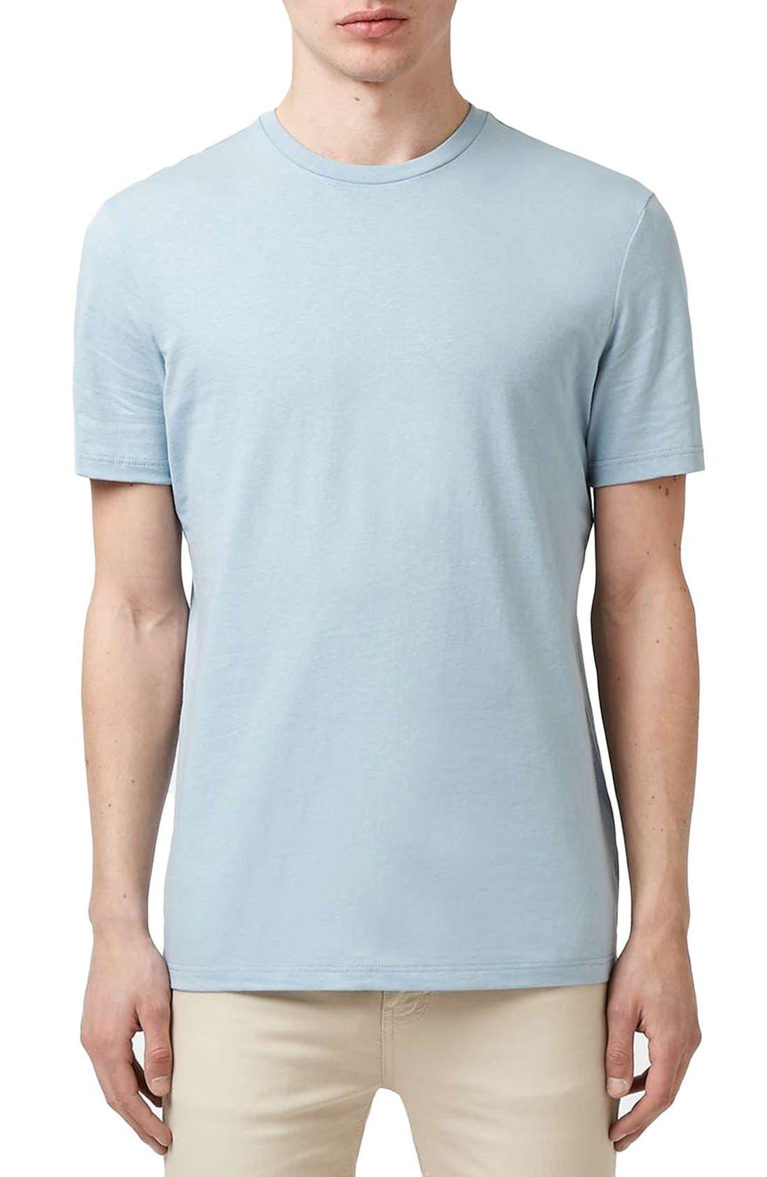 Slim Fit Crewneck T-Shirt,                             Main thumbnail 68, color,