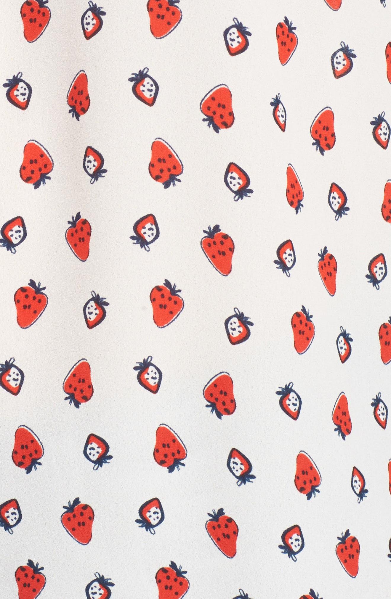 Pleat Back Sleeveless Split Neck Blouse,                             Alternate thumbnail 254, color,