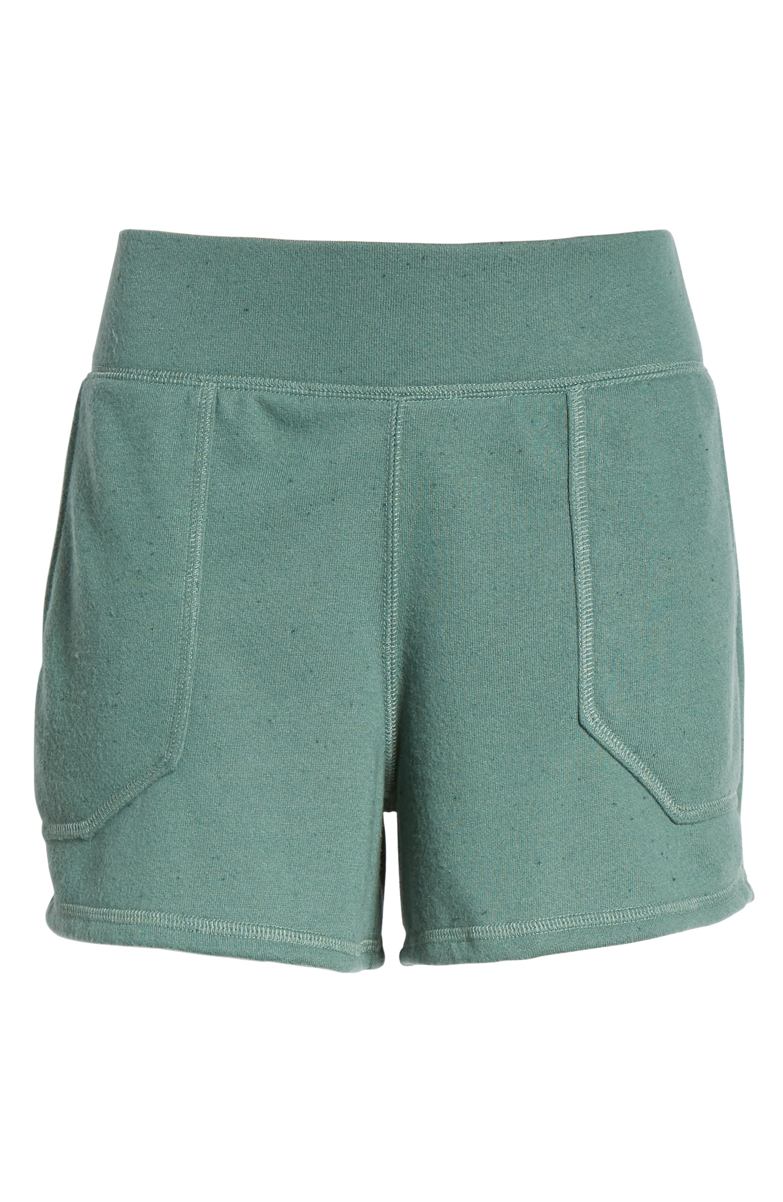 Off-Duty French Terry Shorts,                             Alternate thumbnail 29, color,