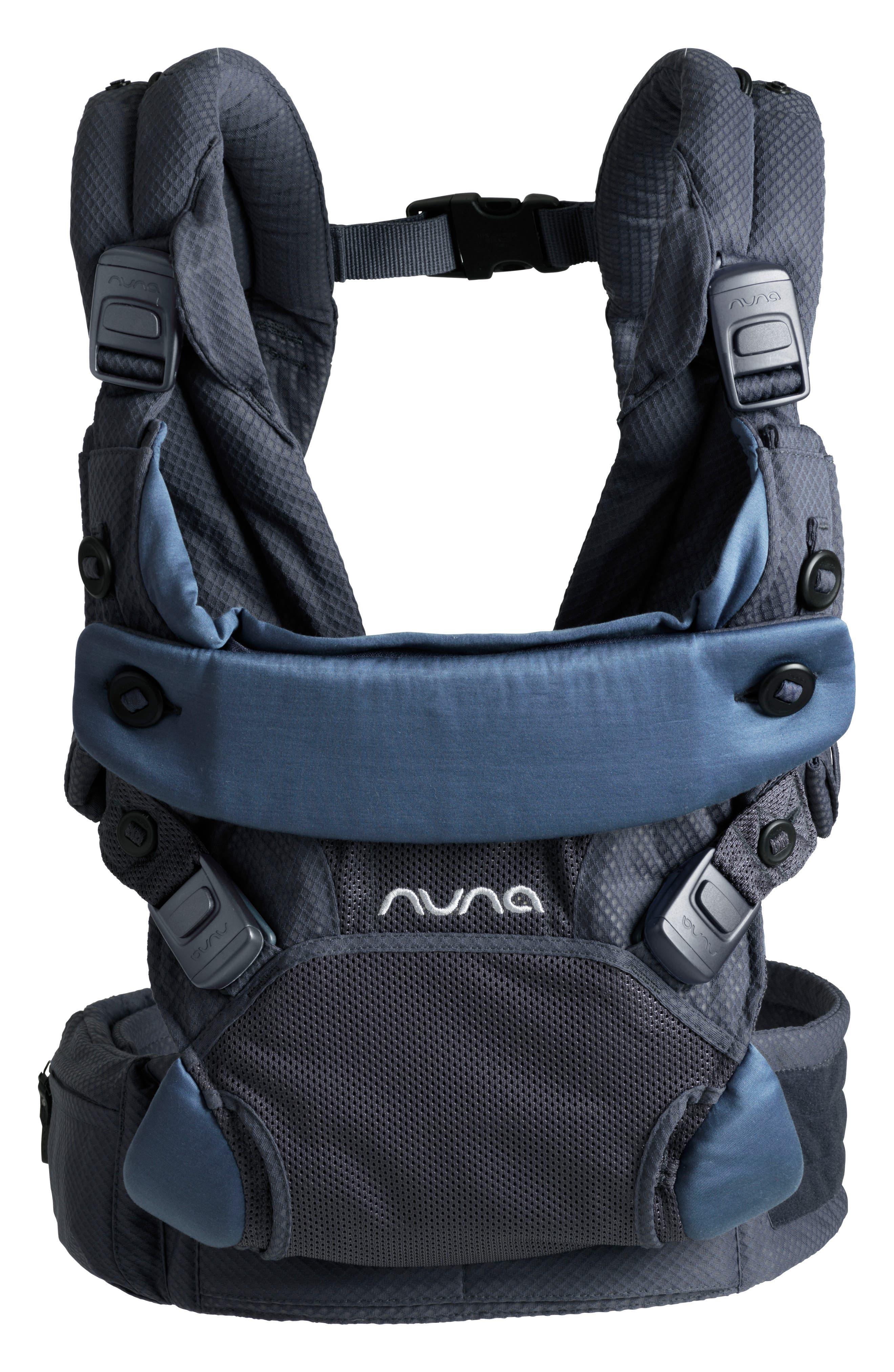 Infant Nuna Cudl Baby Carrier Size One Size  Blue