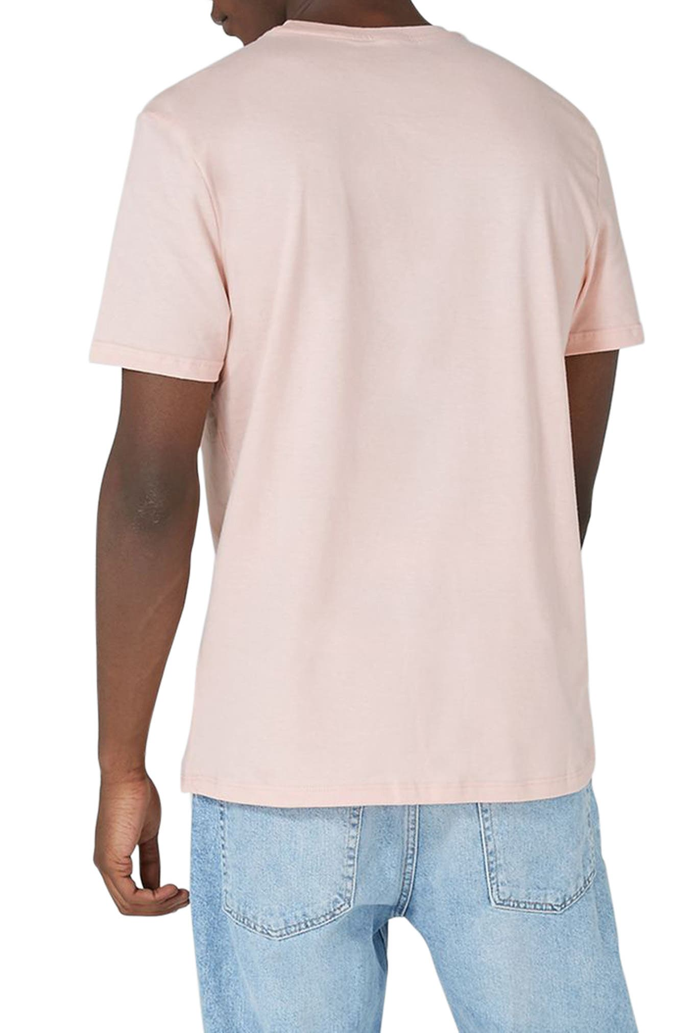 Slim Fit Crewneck T-Shirt,                             Alternate thumbnail 120, color,