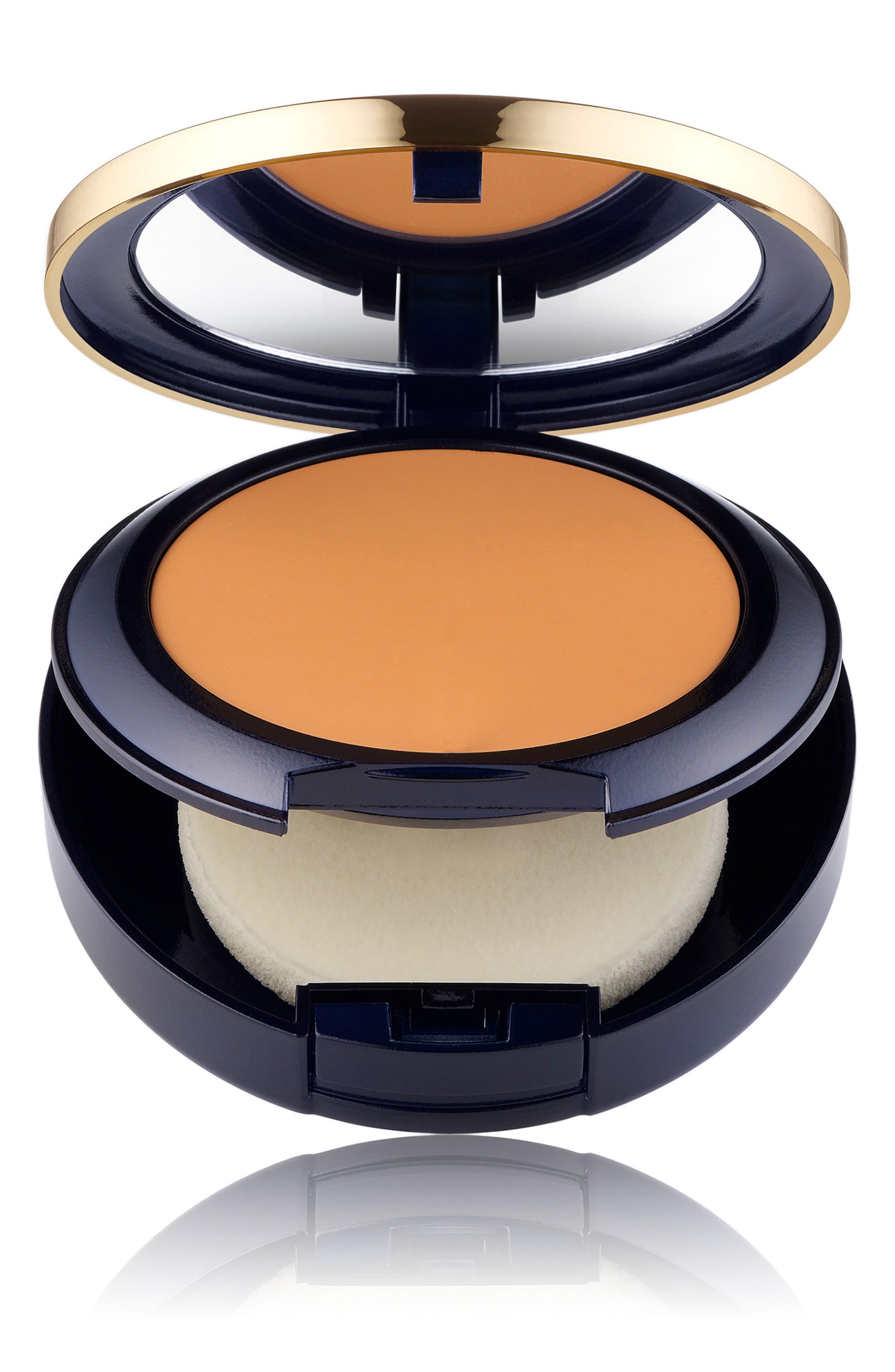 Estee Lauder Double Wear Stay In Place Matte Powder Foundation - 5N2 Amber Honey