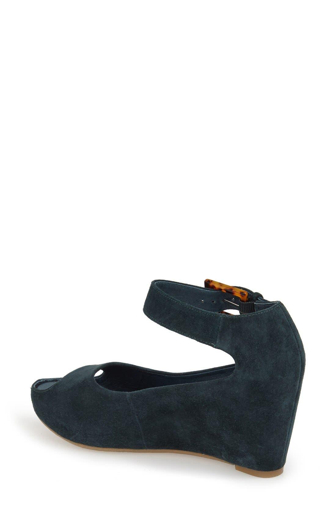 'Tricia' Ankle Strap Sandal,                             Alternate thumbnail 57, color,