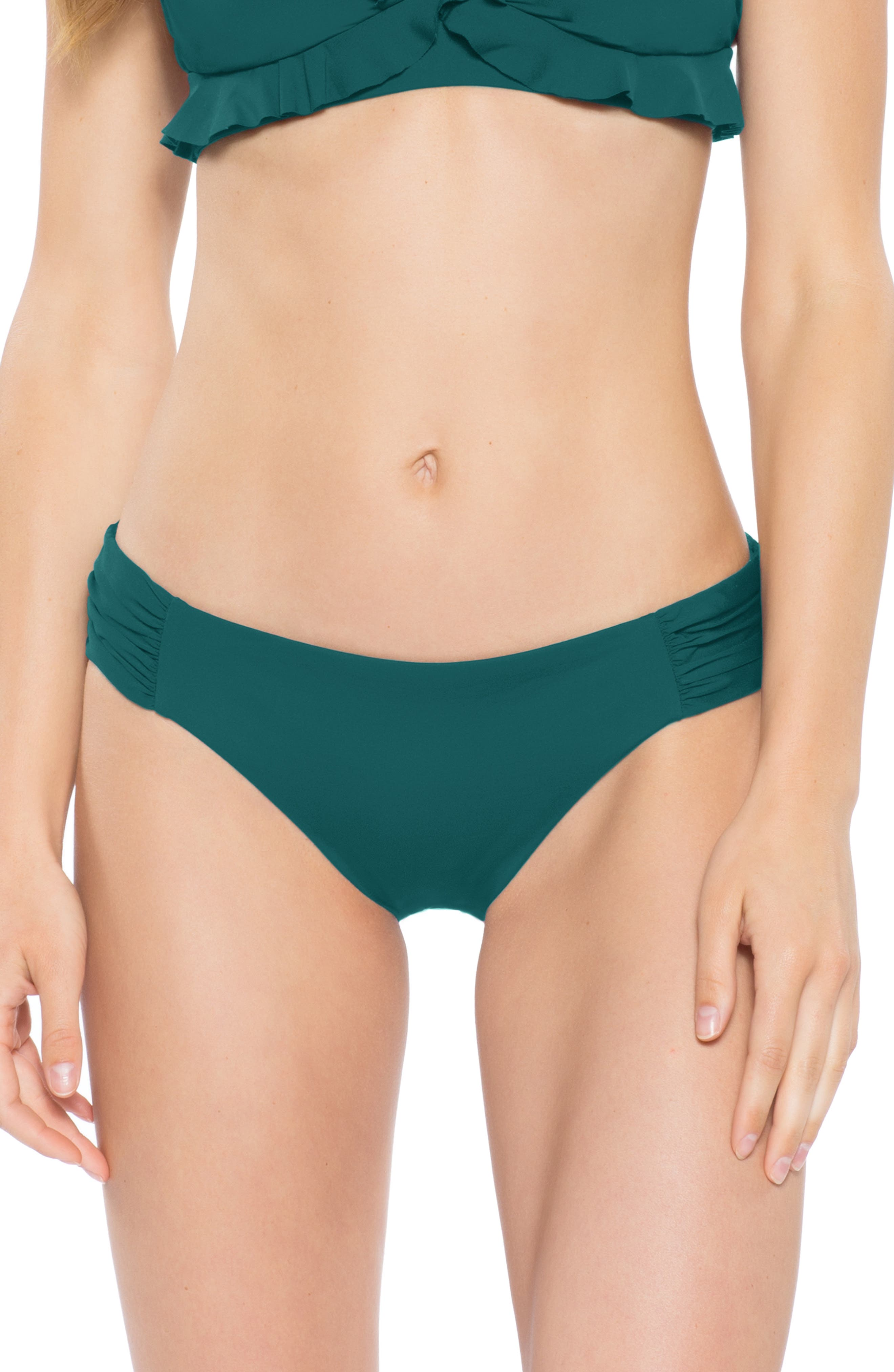 Becca Color Code Bikini Bottoms, Green