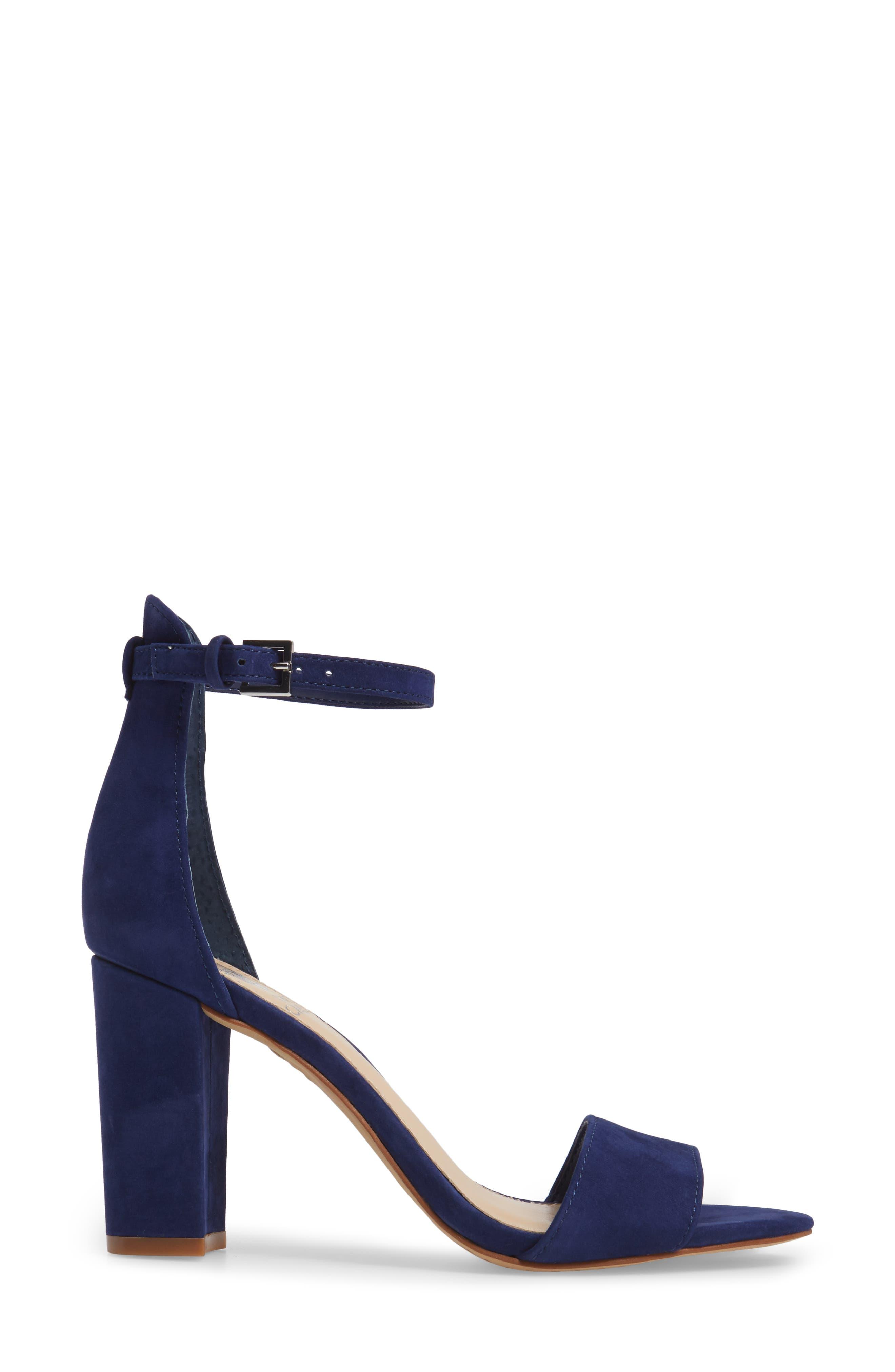 Corlina Ankle Strap Sandal,                             Alternate thumbnail 128, color,