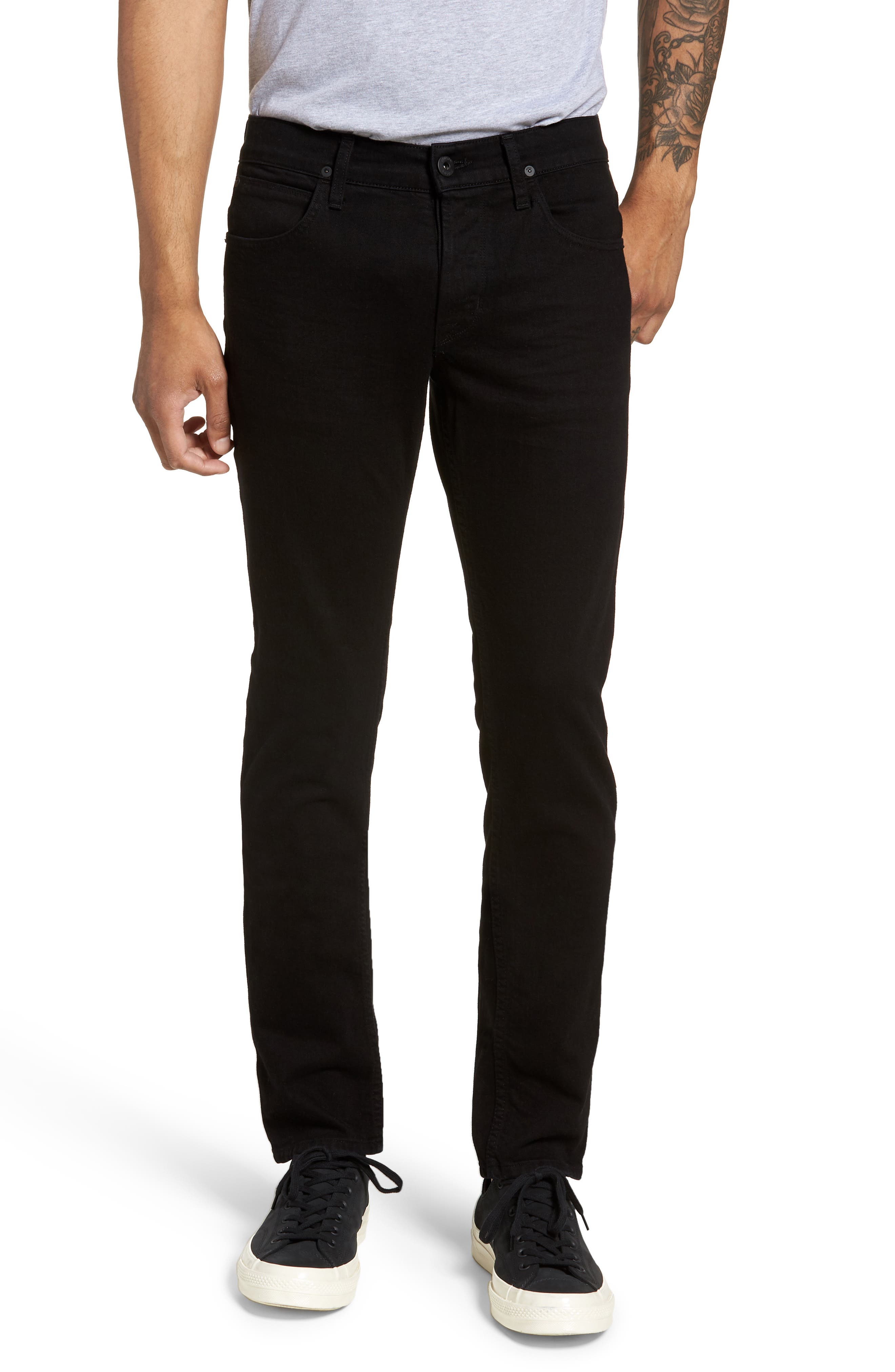 Axl Skinny Fit Jeans,                             Main thumbnail 1, color,                             ABINGTON