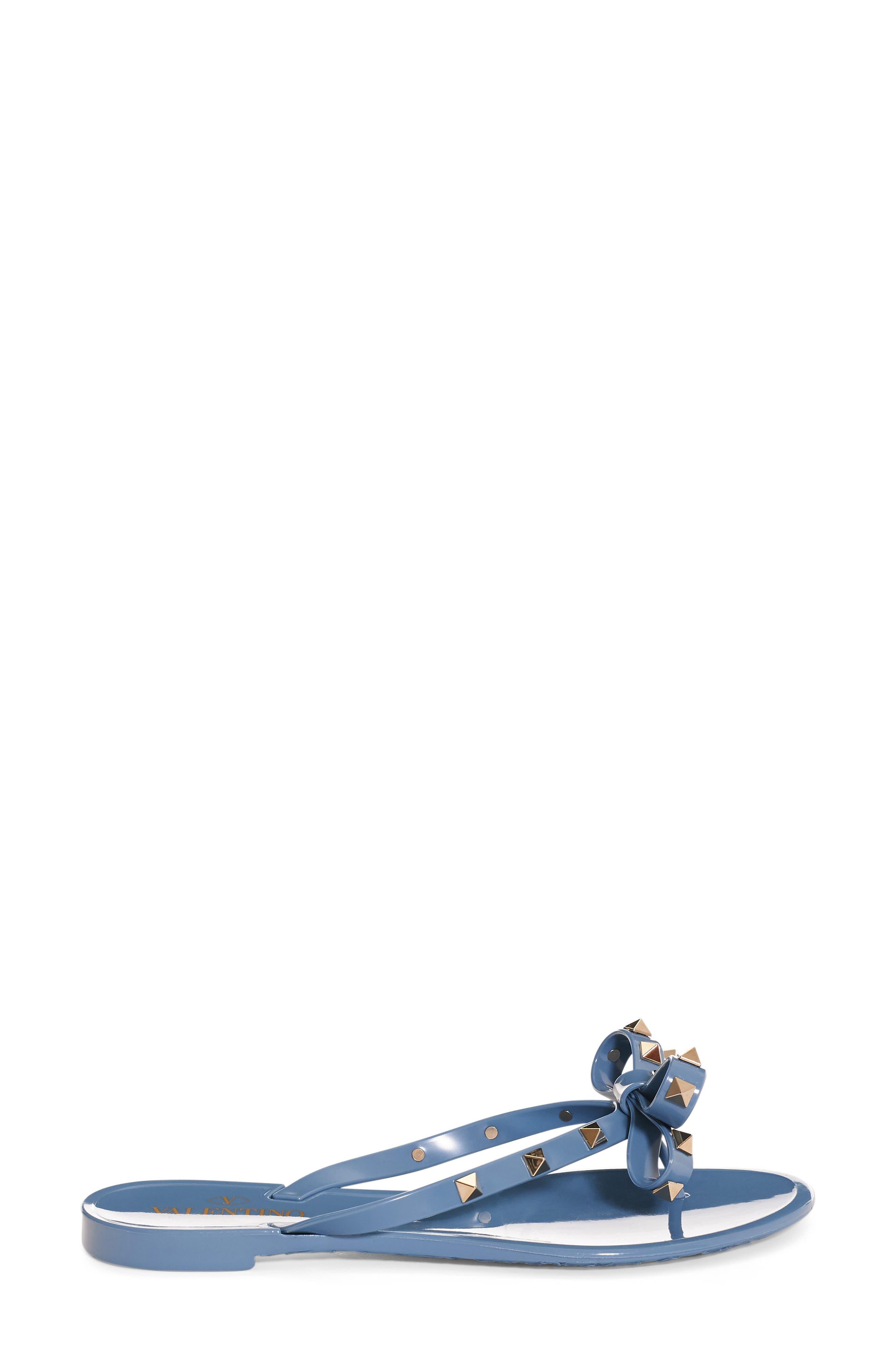 'Rockstud' Flip Flop,                             Alternate thumbnail 69, color,