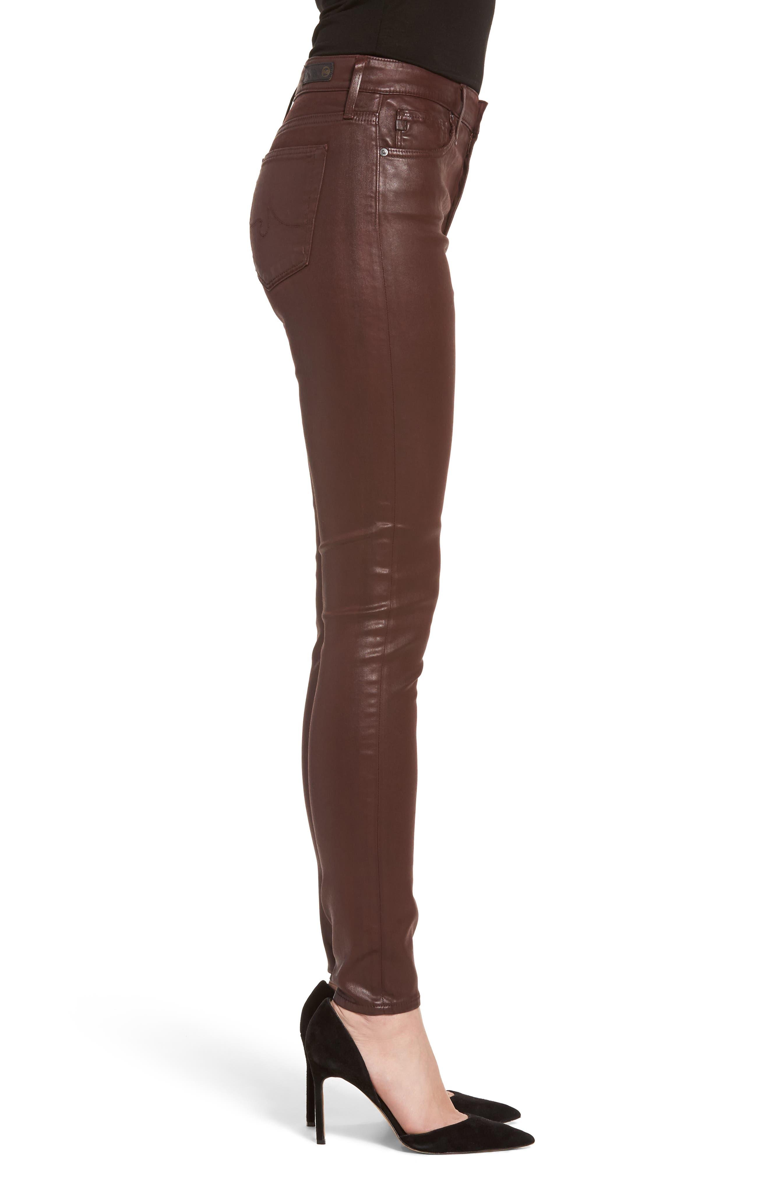 The Farrah High Rise Skinny Jeans,                             Alternate thumbnail 11, color,