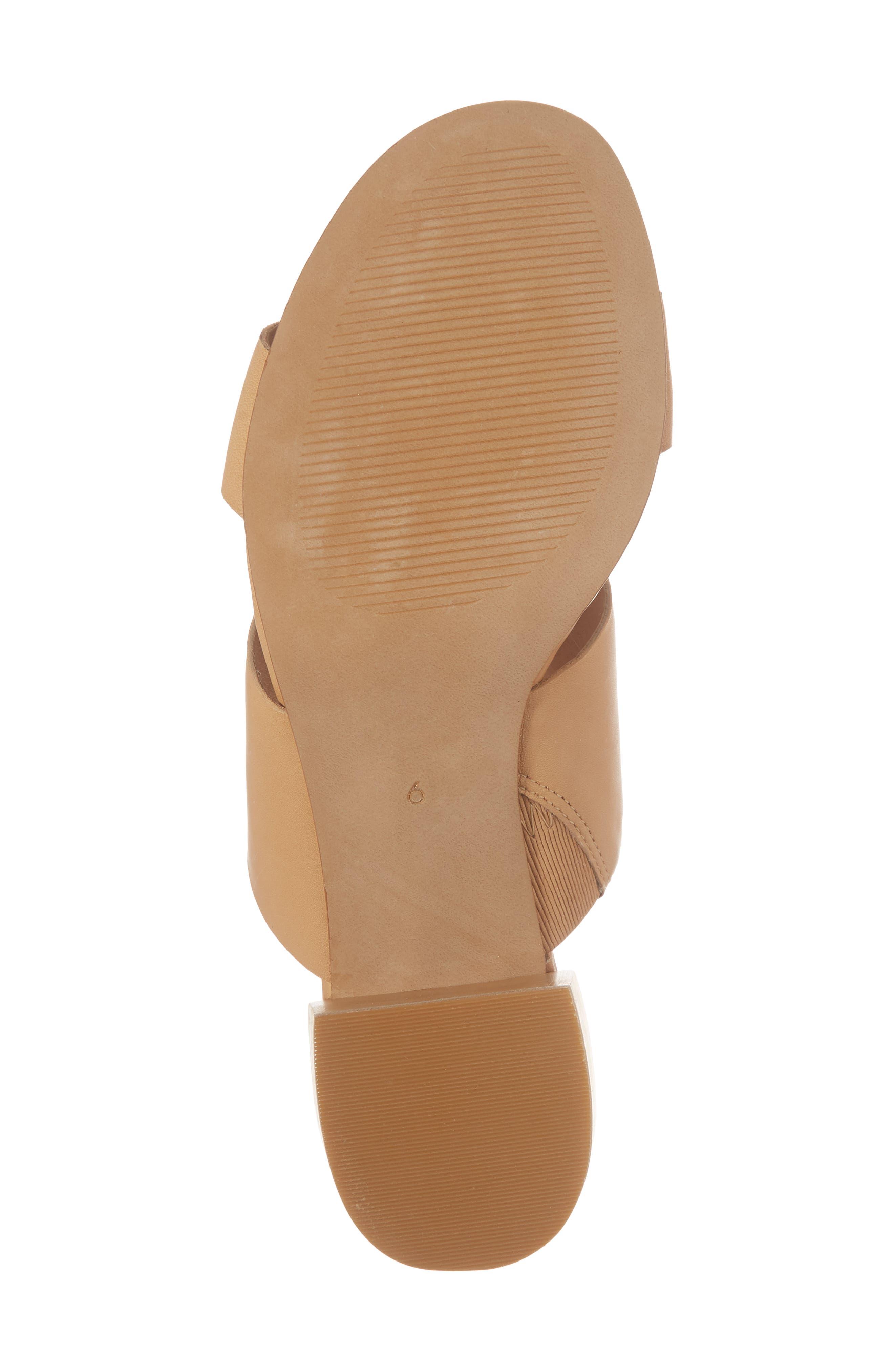 Kiera Block Heel Slide,                             Alternate thumbnail 12, color,