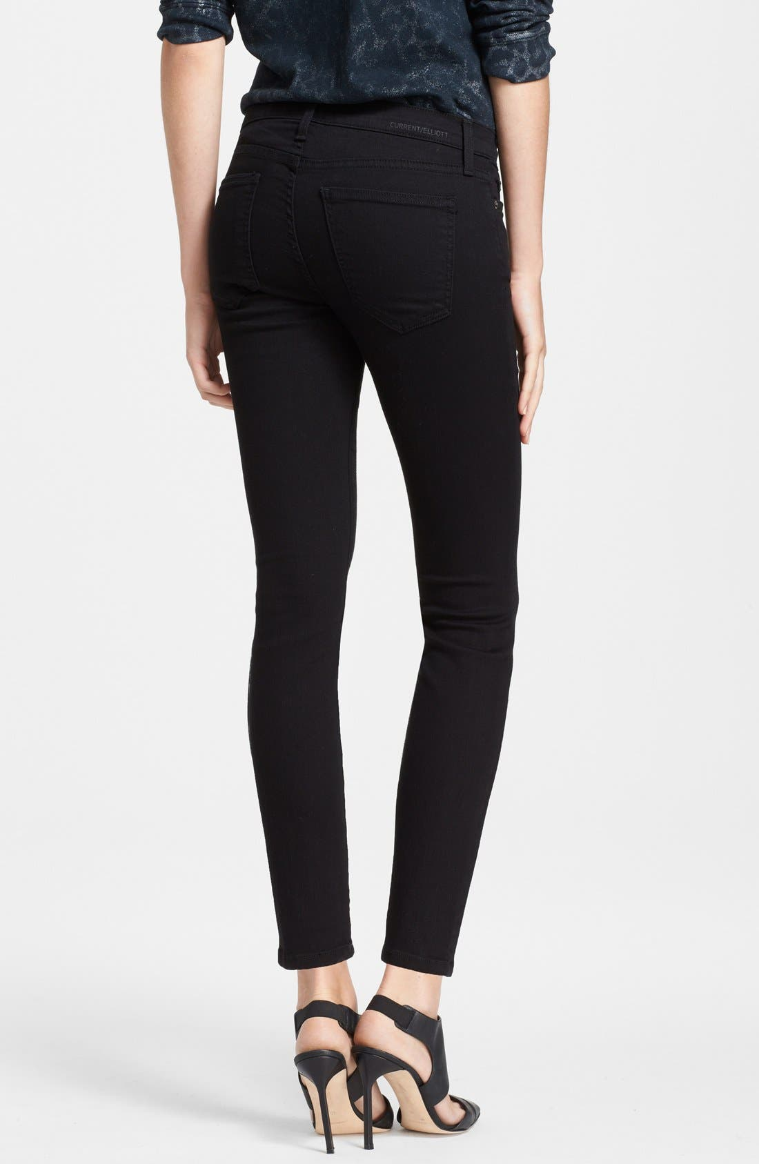 The Stiletto Ankle Skinny Jeans,                             Alternate thumbnail 2, color,                             005