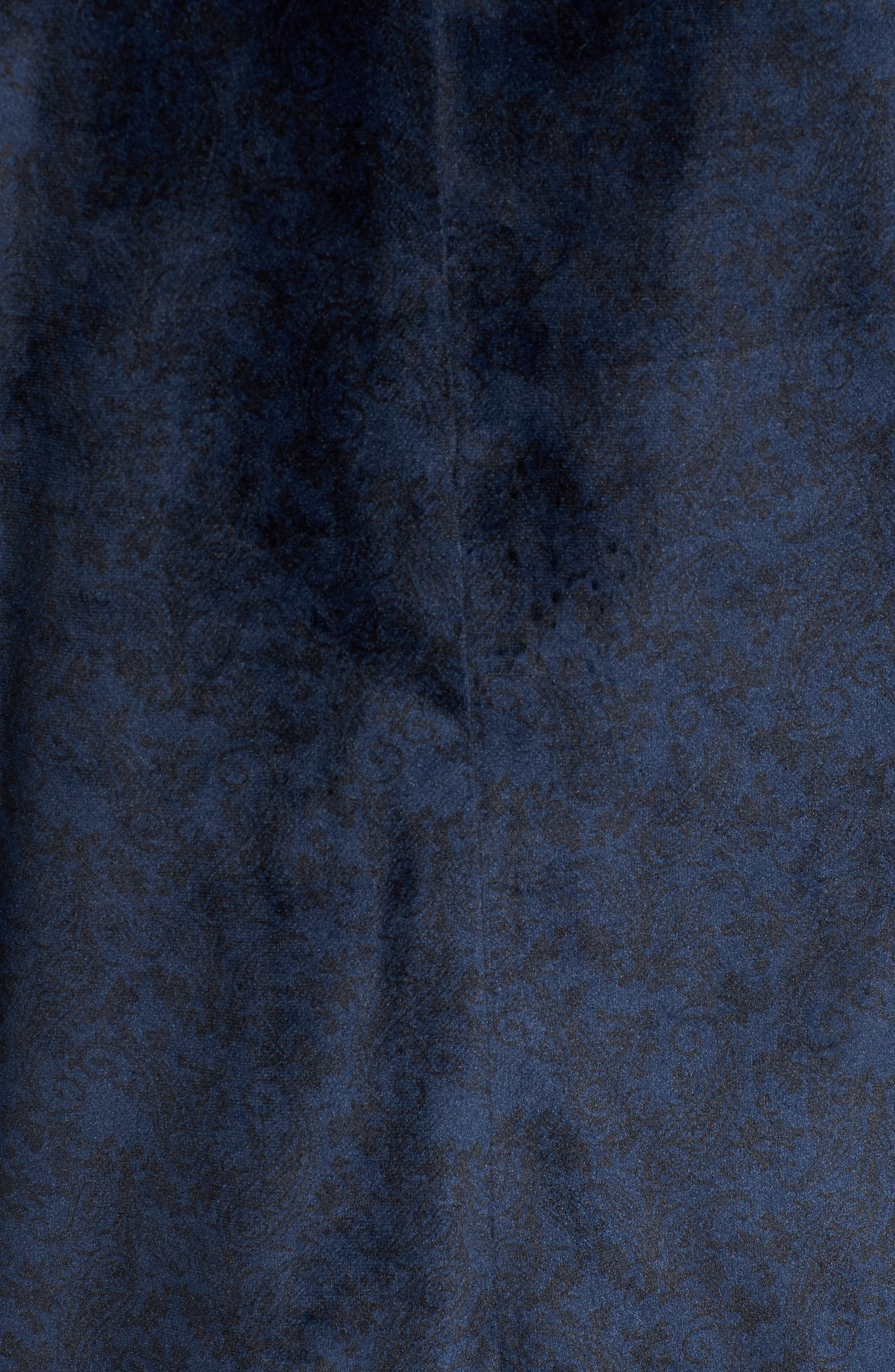 Barton Tailored Fit Blazer,                             Alternate thumbnail 6, color,                             NAVY
