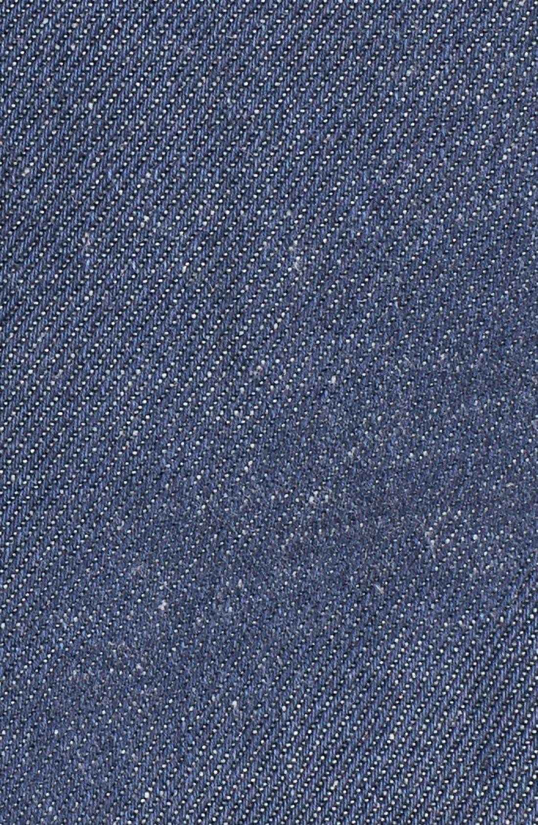 Quilted Denim Jacket,                             Alternate thumbnail 2, color,                             407