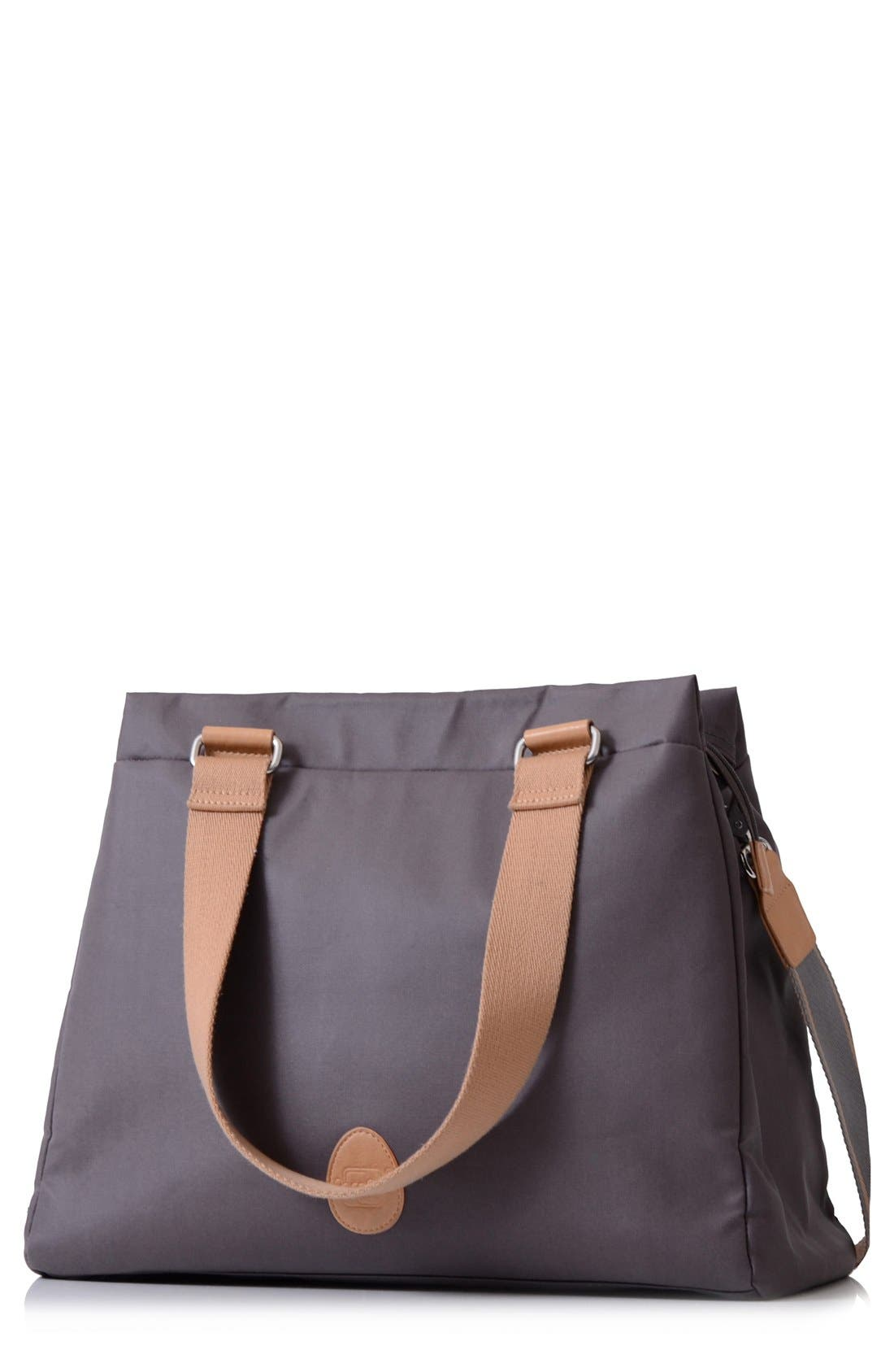 'Richmond' Diaper Bag,                         Main,                         color, SLATE