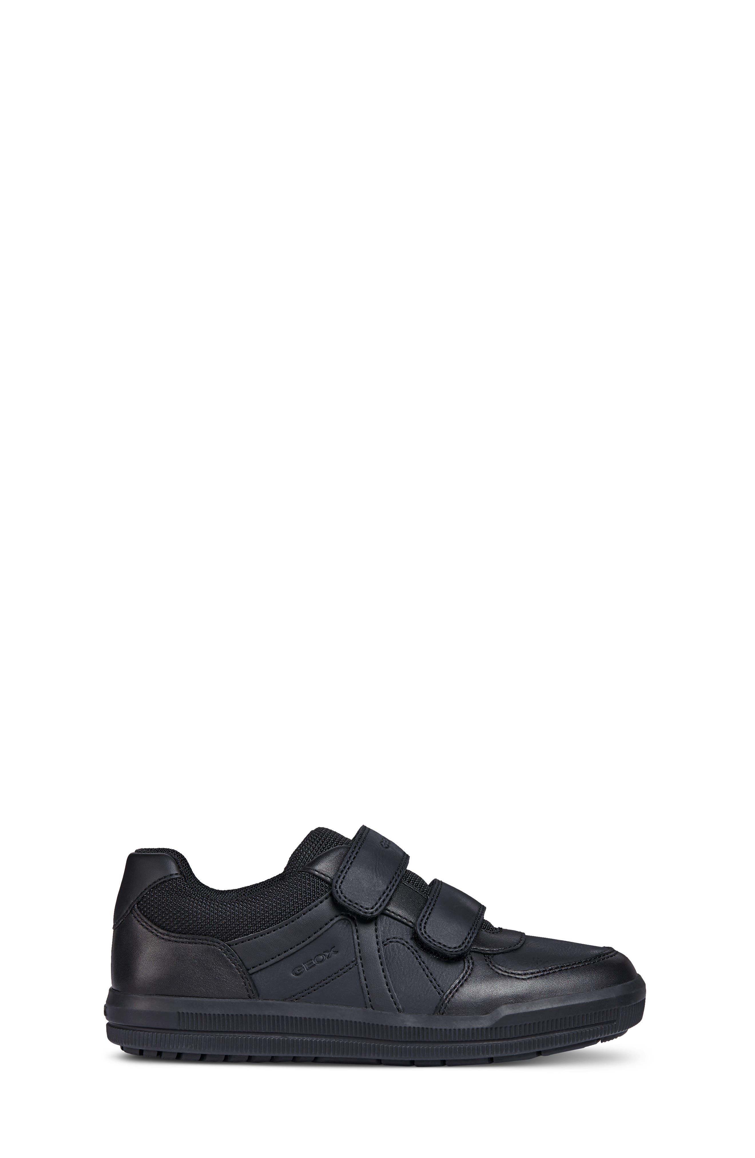 Arzach Sneaker,                             Alternate thumbnail 3, color,                             BLACK