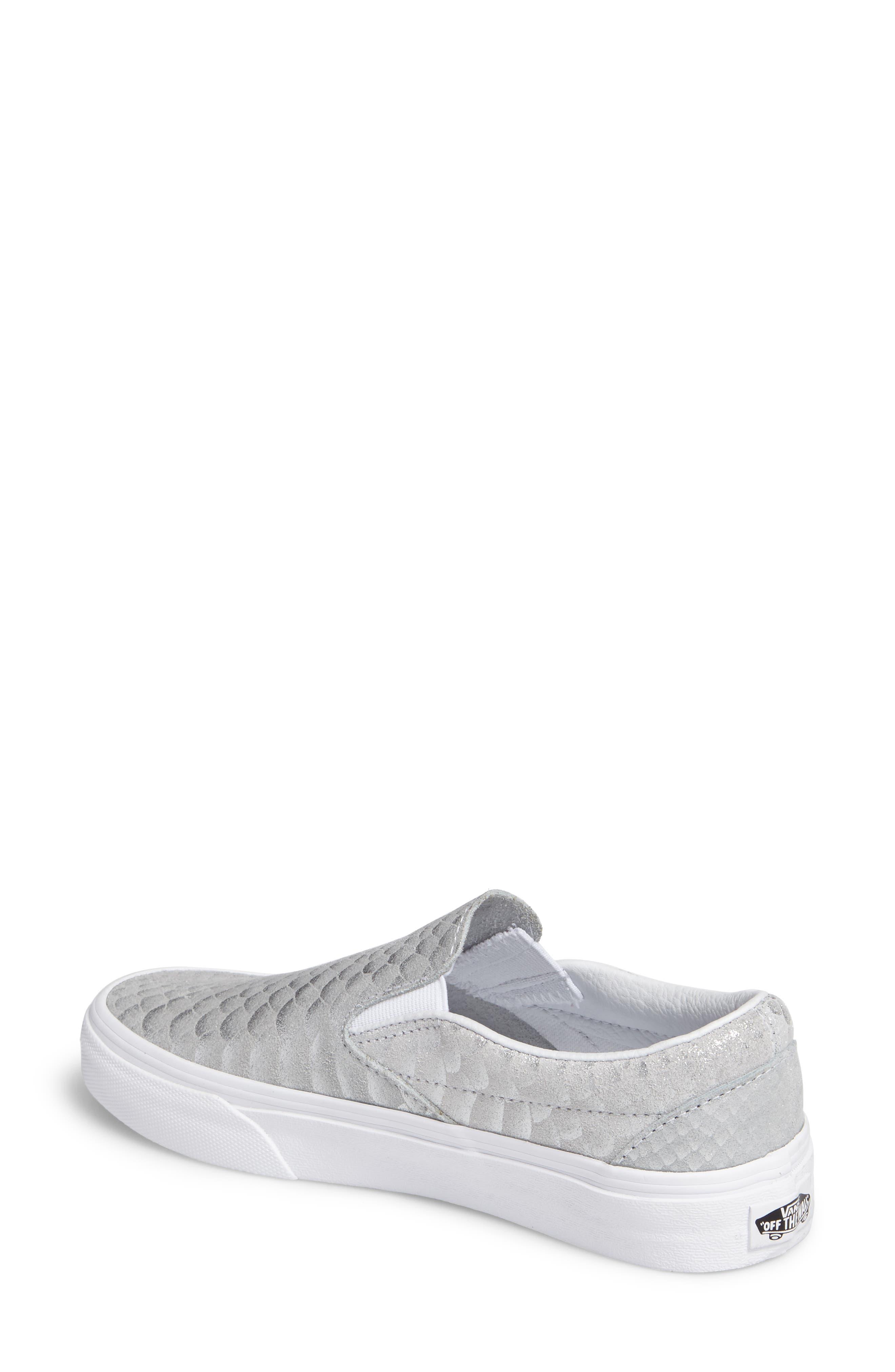 Classic Slip-On Sneaker,                             Alternate thumbnail 145, color,