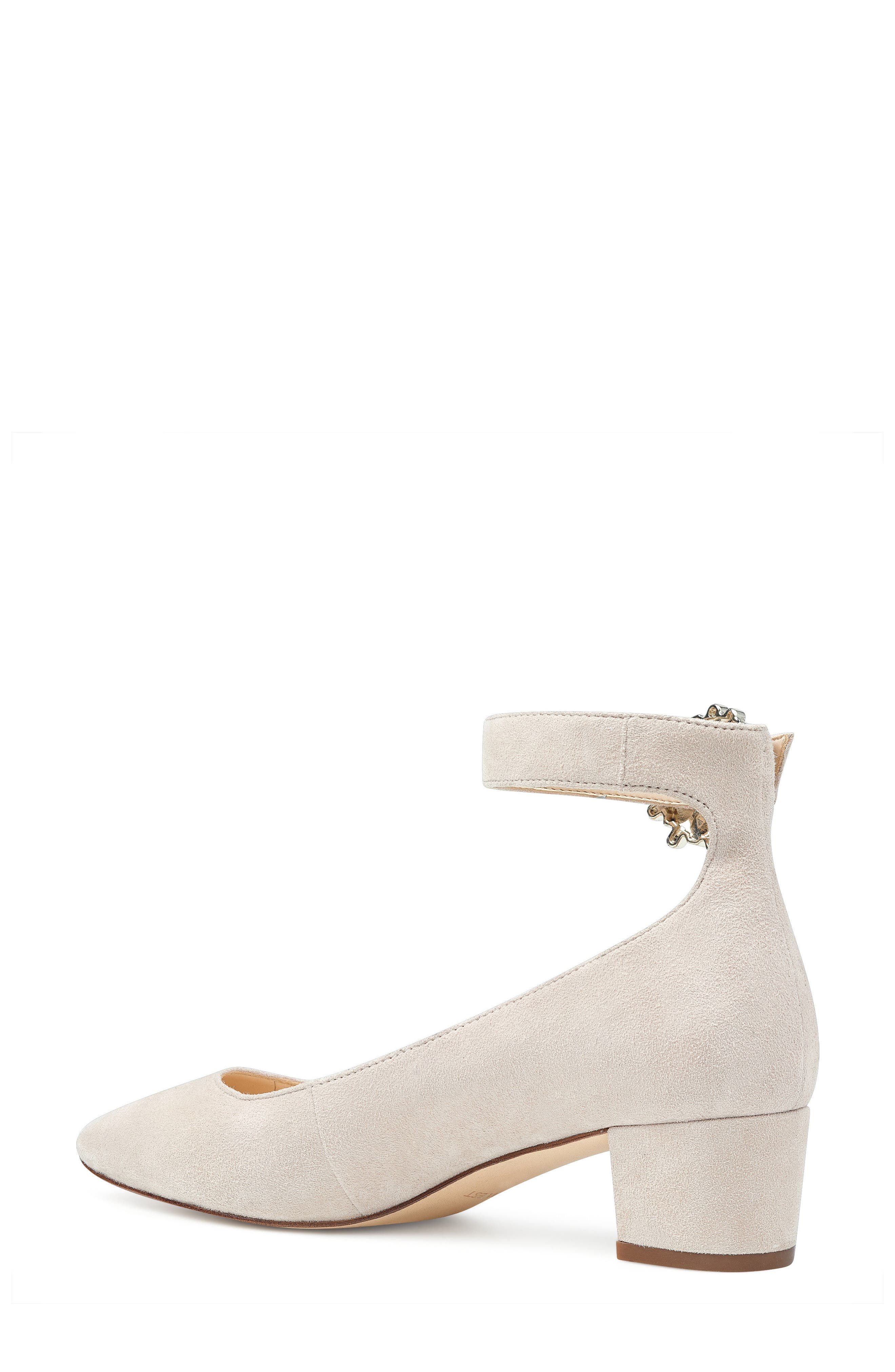 Bartly Ankle Strap Pump,                             Alternate thumbnail 5, color,
