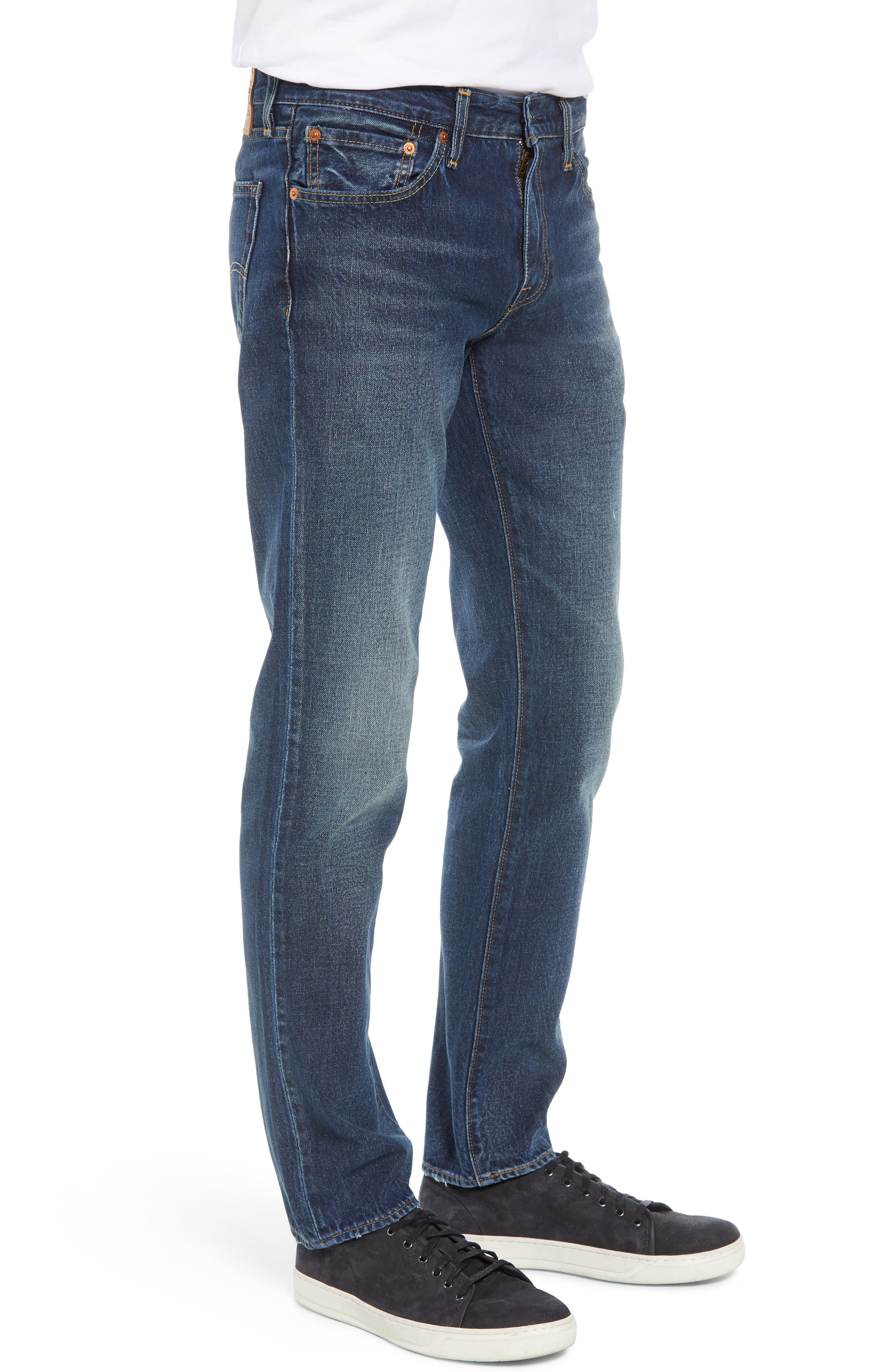 511<sup>™</sup> Slim Fit Jeans,                             Alternate thumbnail 3, color,                             SPLICED HEART WARP
