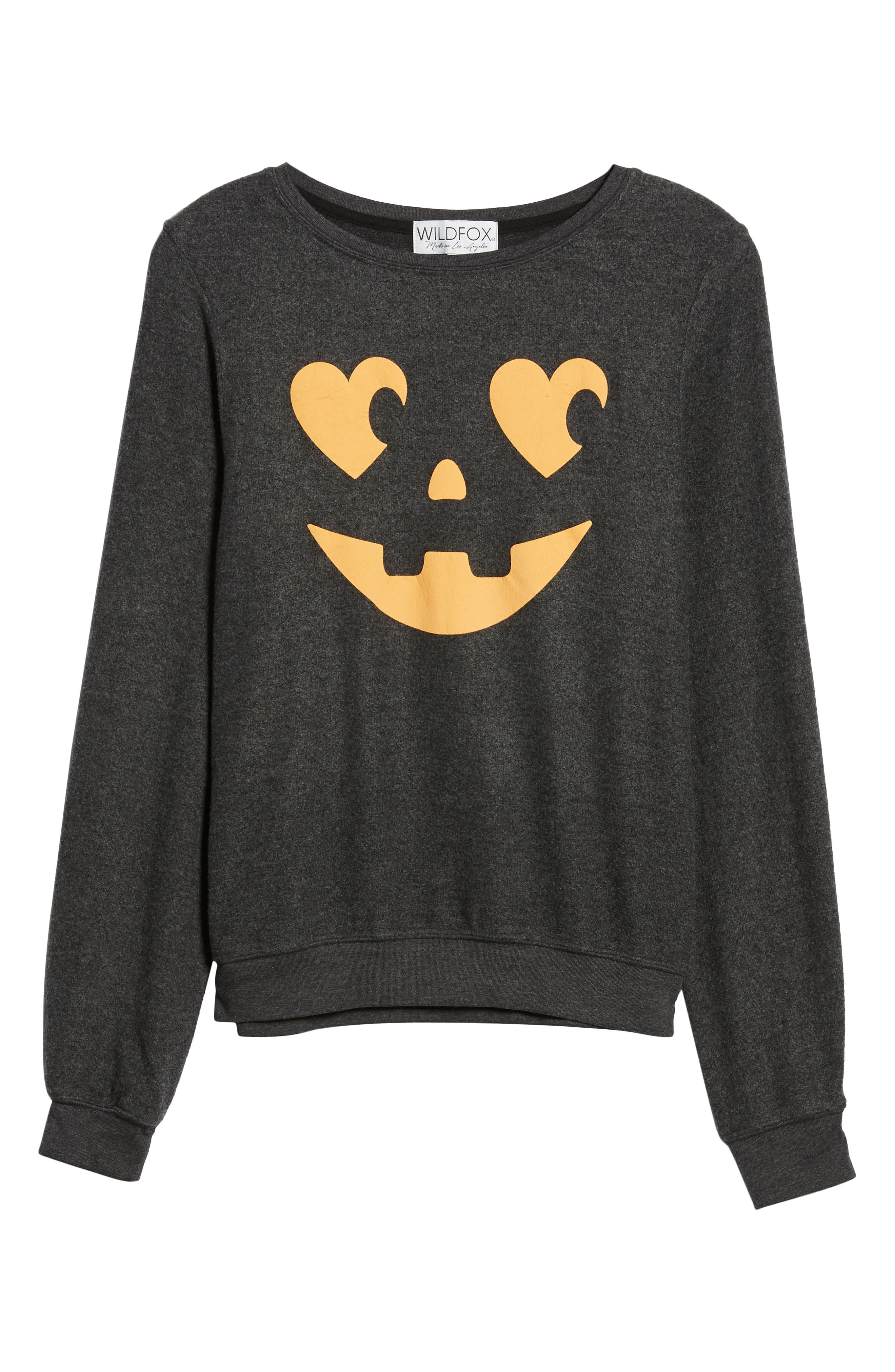 Jack O' Hearts Baggy Beach Jumper Pullover,                             Alternate thumbnail 6, color,                             020