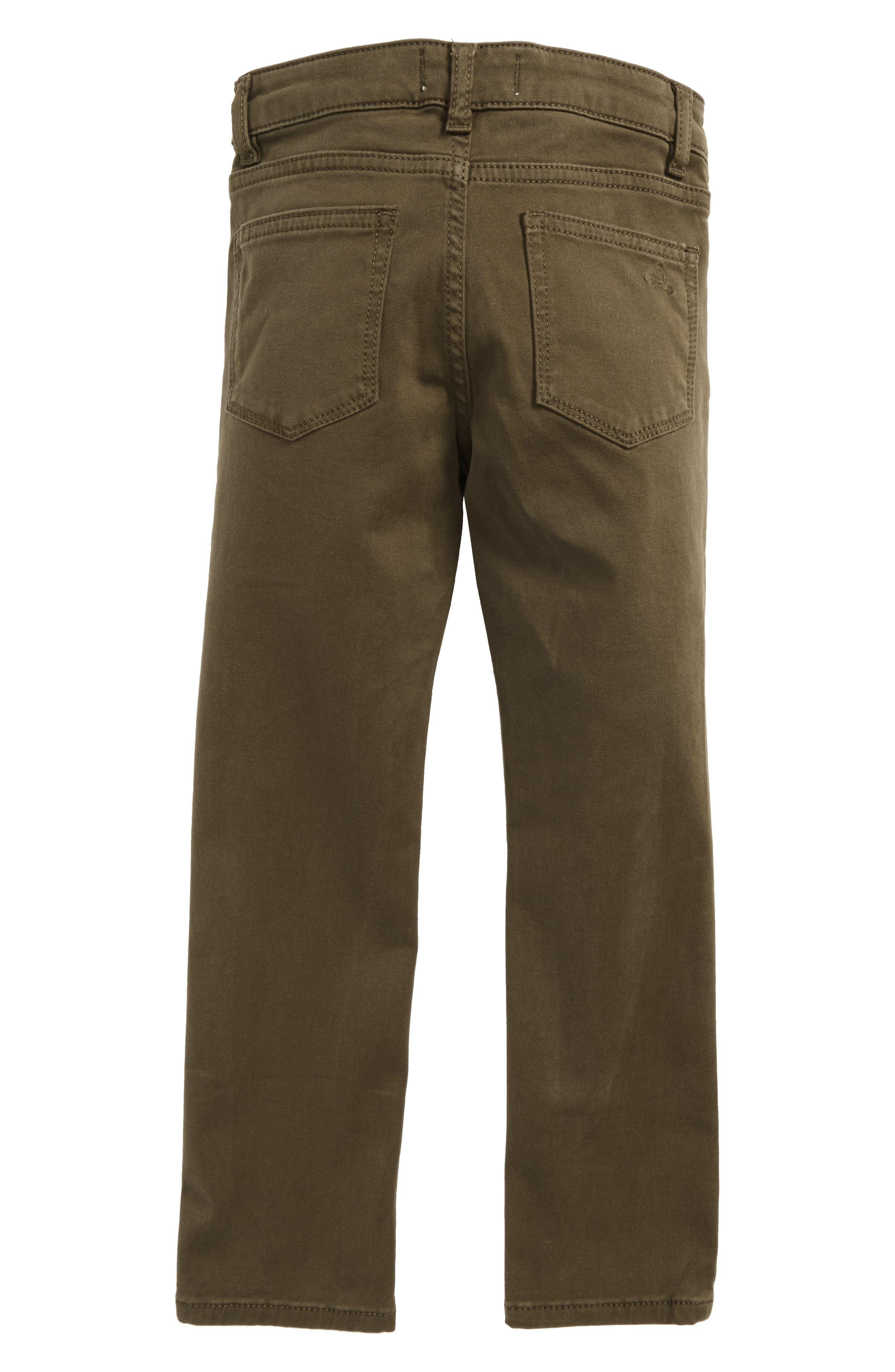 Brady Slim Fit Twill Pants,                             Alternate thumbnail 2, color,                             300