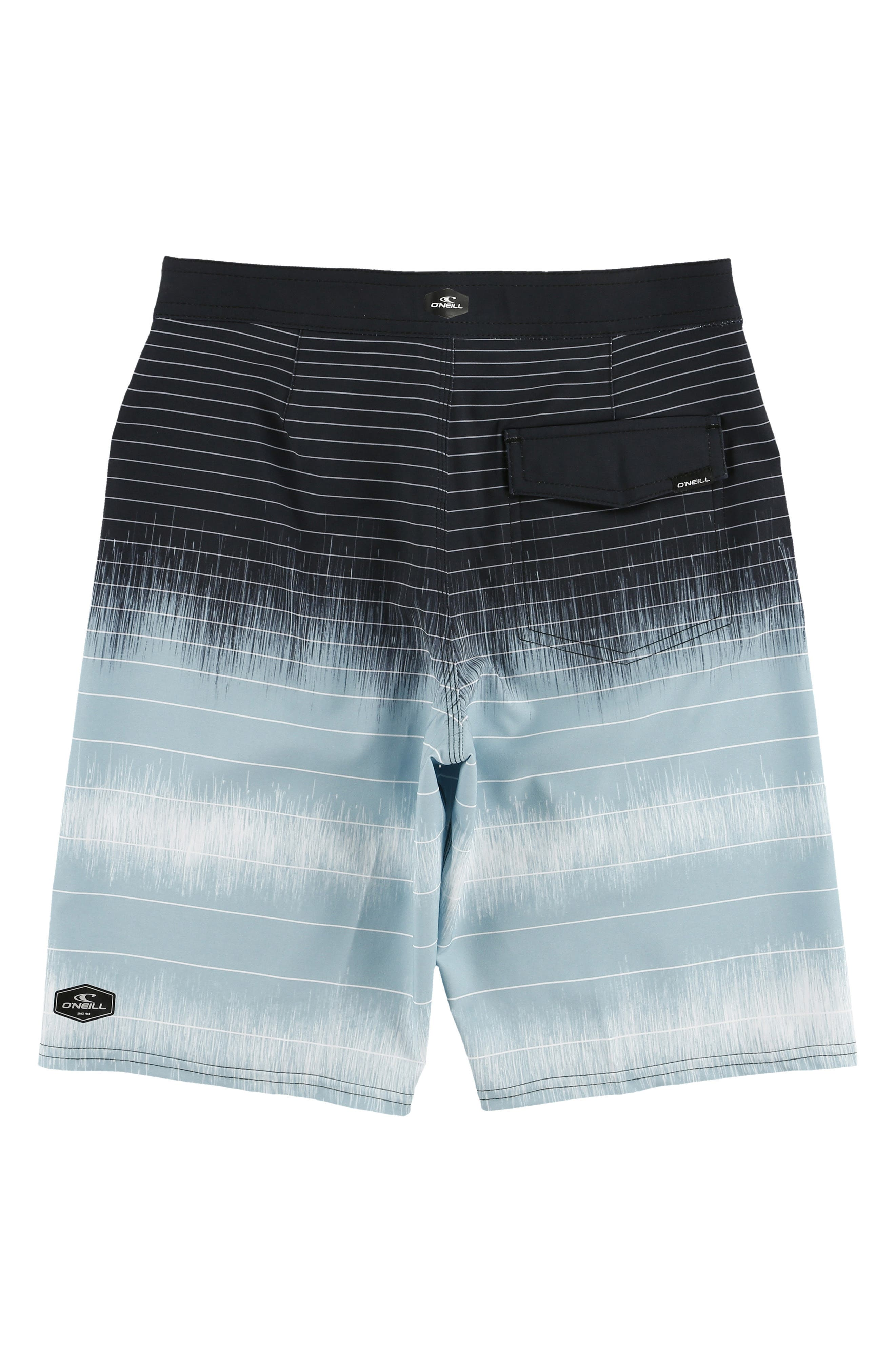 Hyperfreak Seismic Board Shorts,                             Alternate thumbnail 2, color,                             DARK NAVY