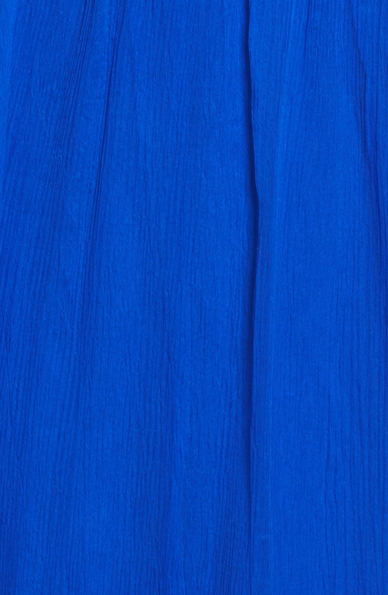BB Dakota Yasmeen Tiered Georgette Maxi Dress,                             Alternate thumbnail 5, color,                             488