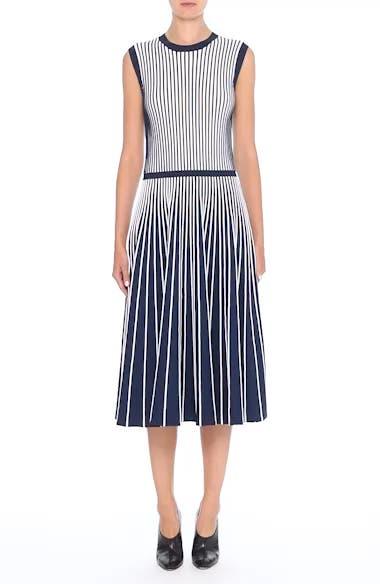 Stripe Knit Day Dress, video thumbnail