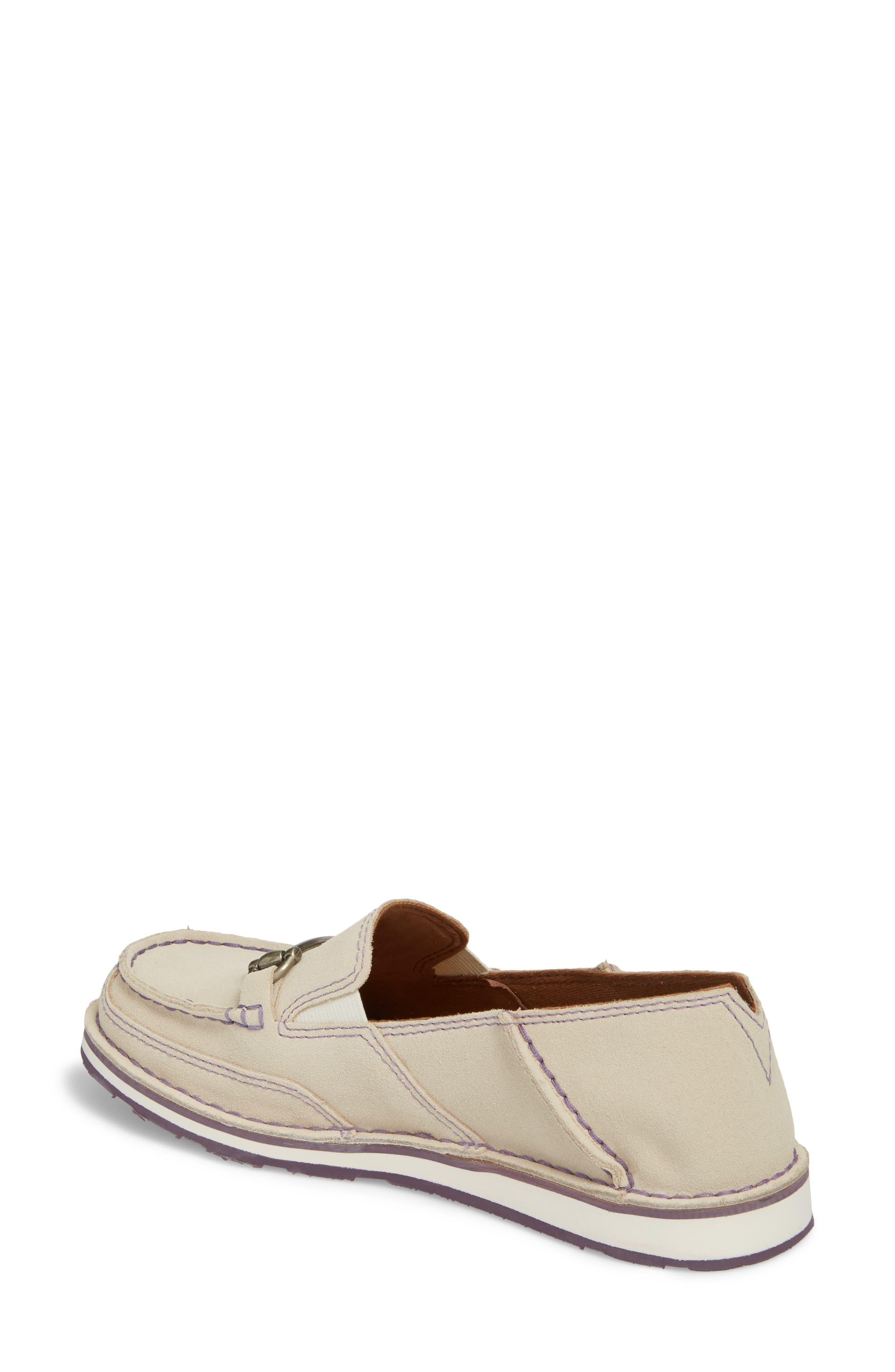 ARIAT,                             Cruiser Castaway Loafer,                             Alternate thumbnail 2, color,                             CRUISER SAND SUEDE