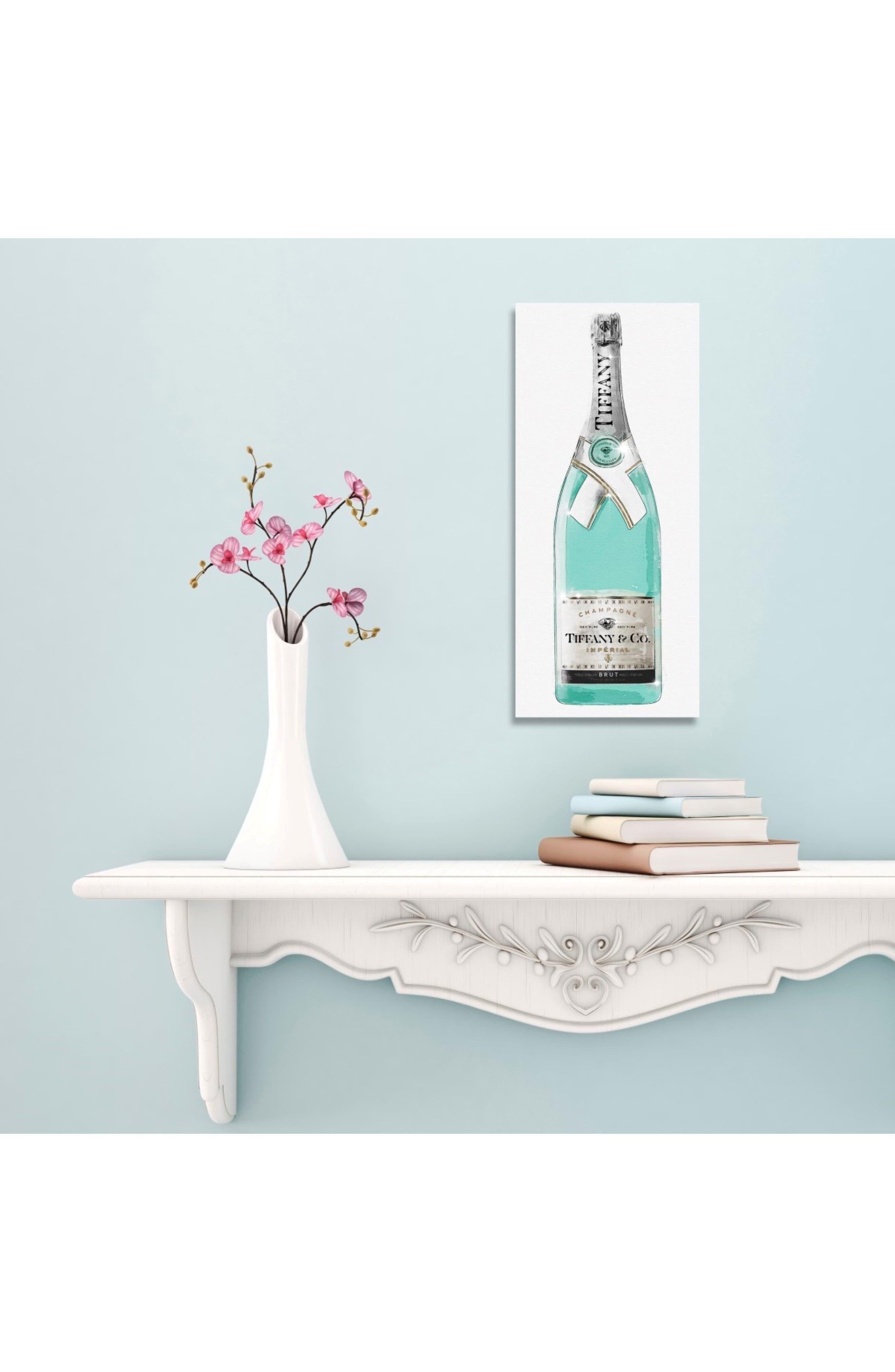 Priceless Champagne Canvas Art Print,                             Alternate thumbnail 2, color,                             100