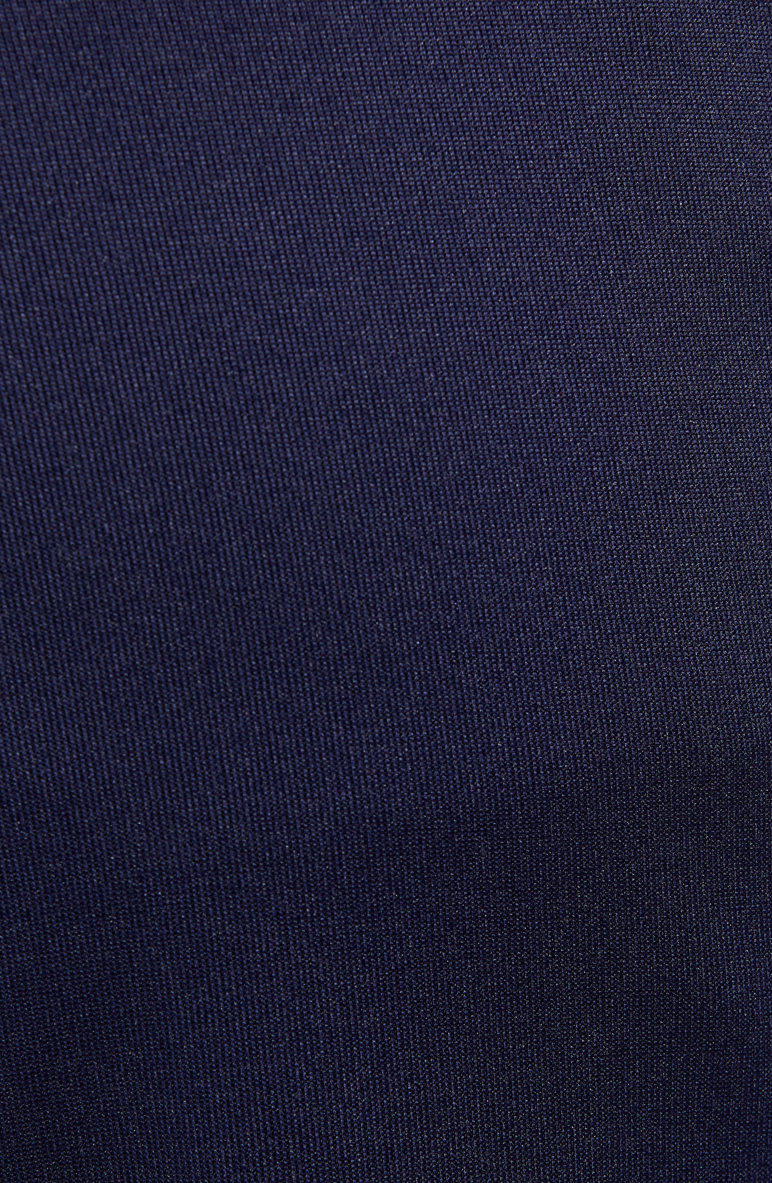 NIKE,                             x Martine Rose Men's Track Pants,                             Alternate thumbnail 5, color,                             BLACKENED BLUE/ FIR
