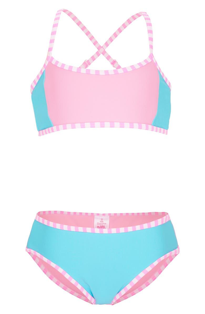 c8d8f555c6f1 Platypus Australia Athletic Two Piece Swimsuit Little S Big