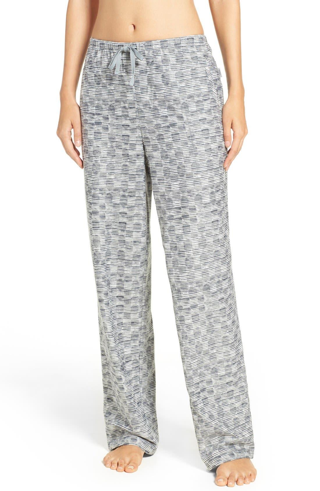 Fleece Pajama Pants,                             Main thumbnail 1, color,                             031